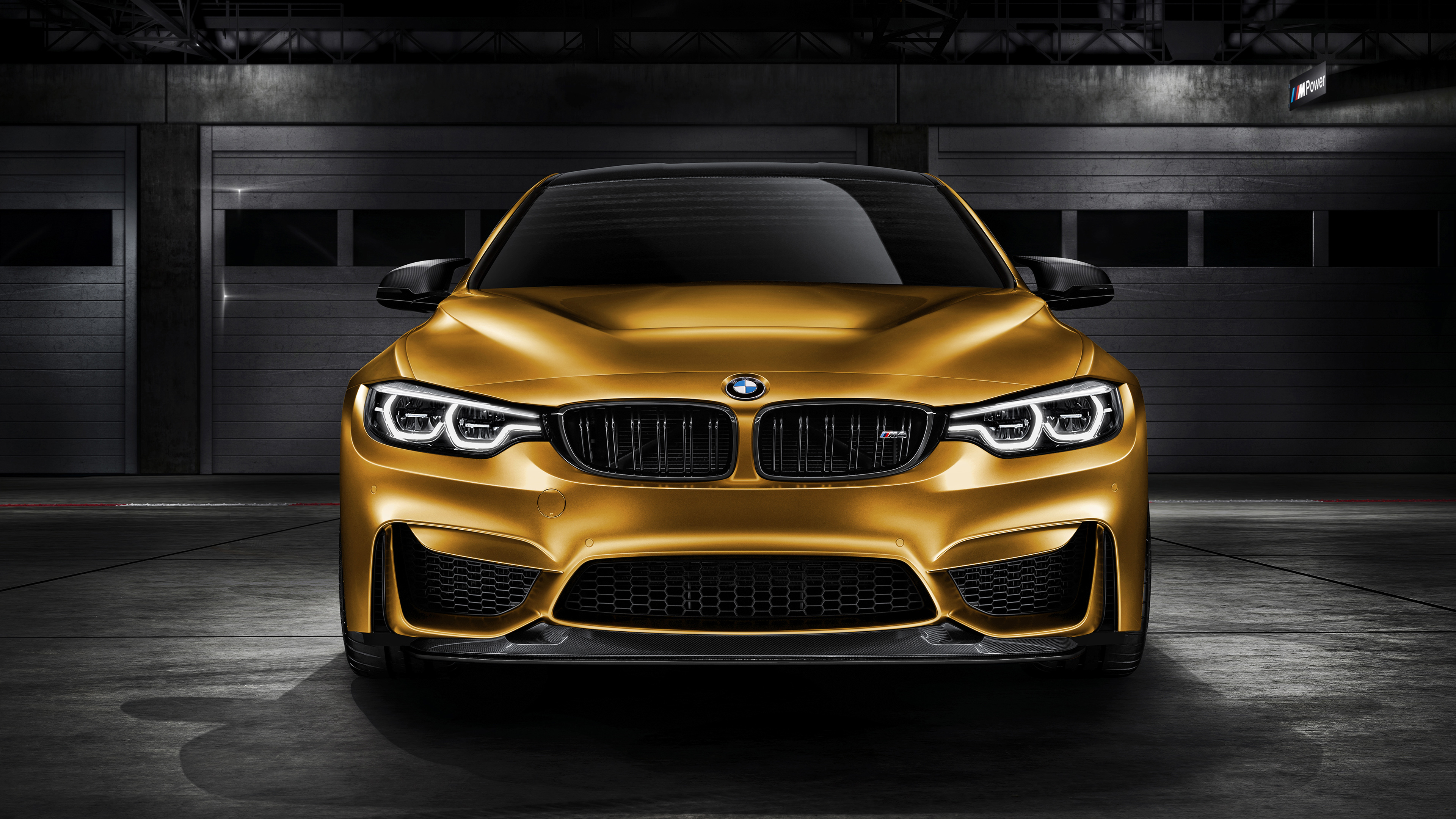 4k Wallpaper Bmw M4
