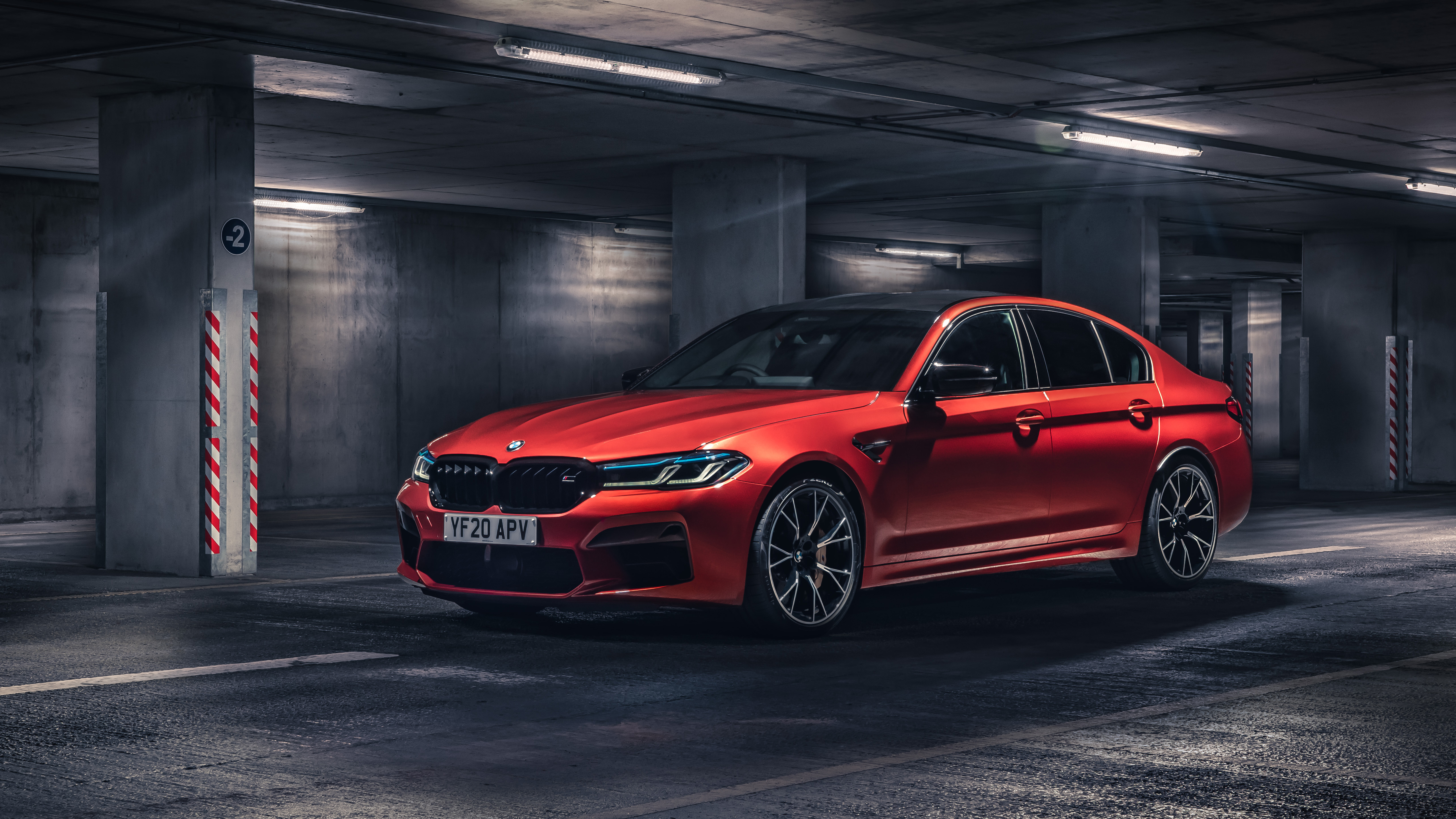 BMW M5 Competition 2020 5K Wallpaper | HD Car Wallpapers ...