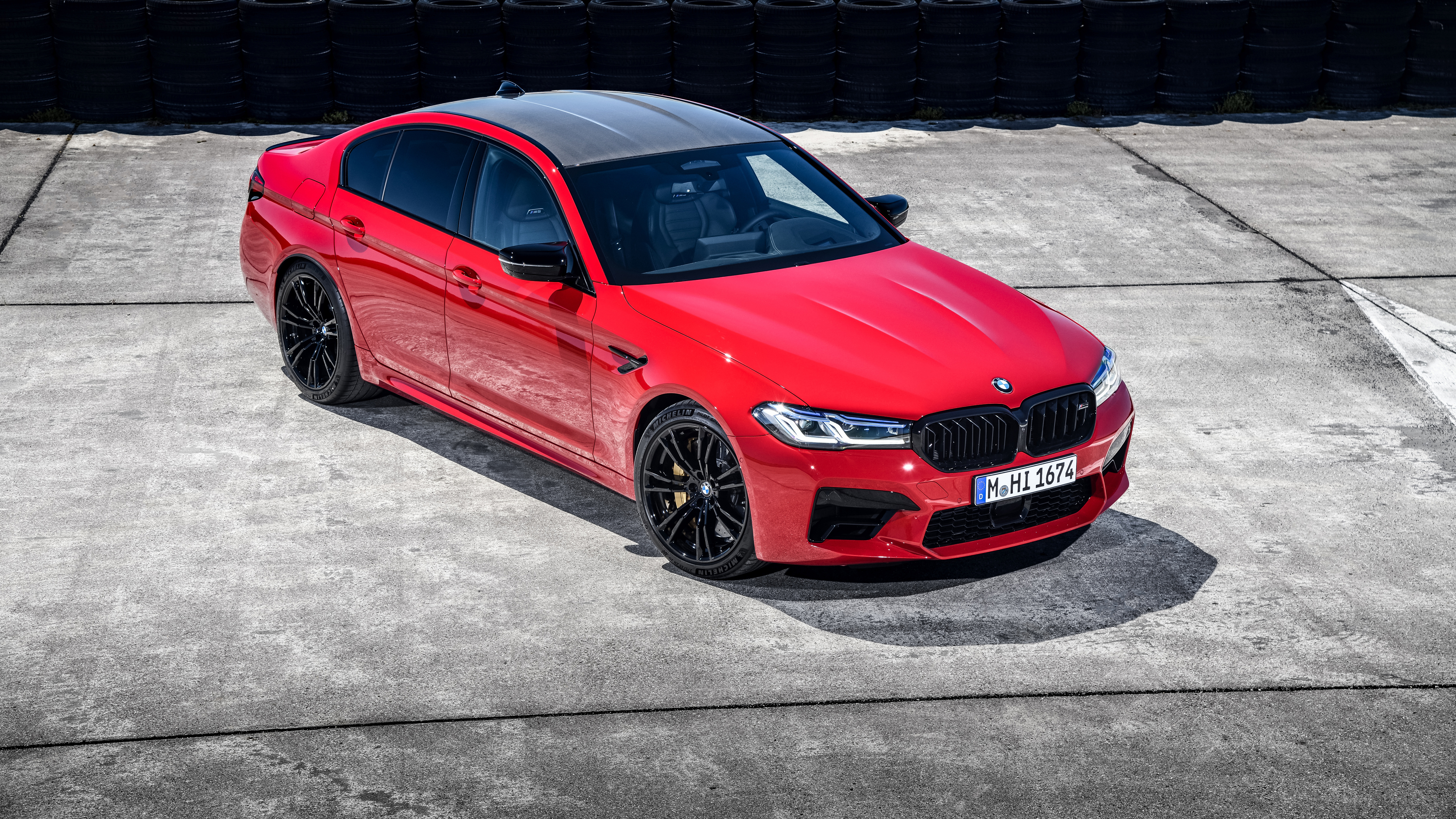 bmw m5 competition 2020 5k 7 HD