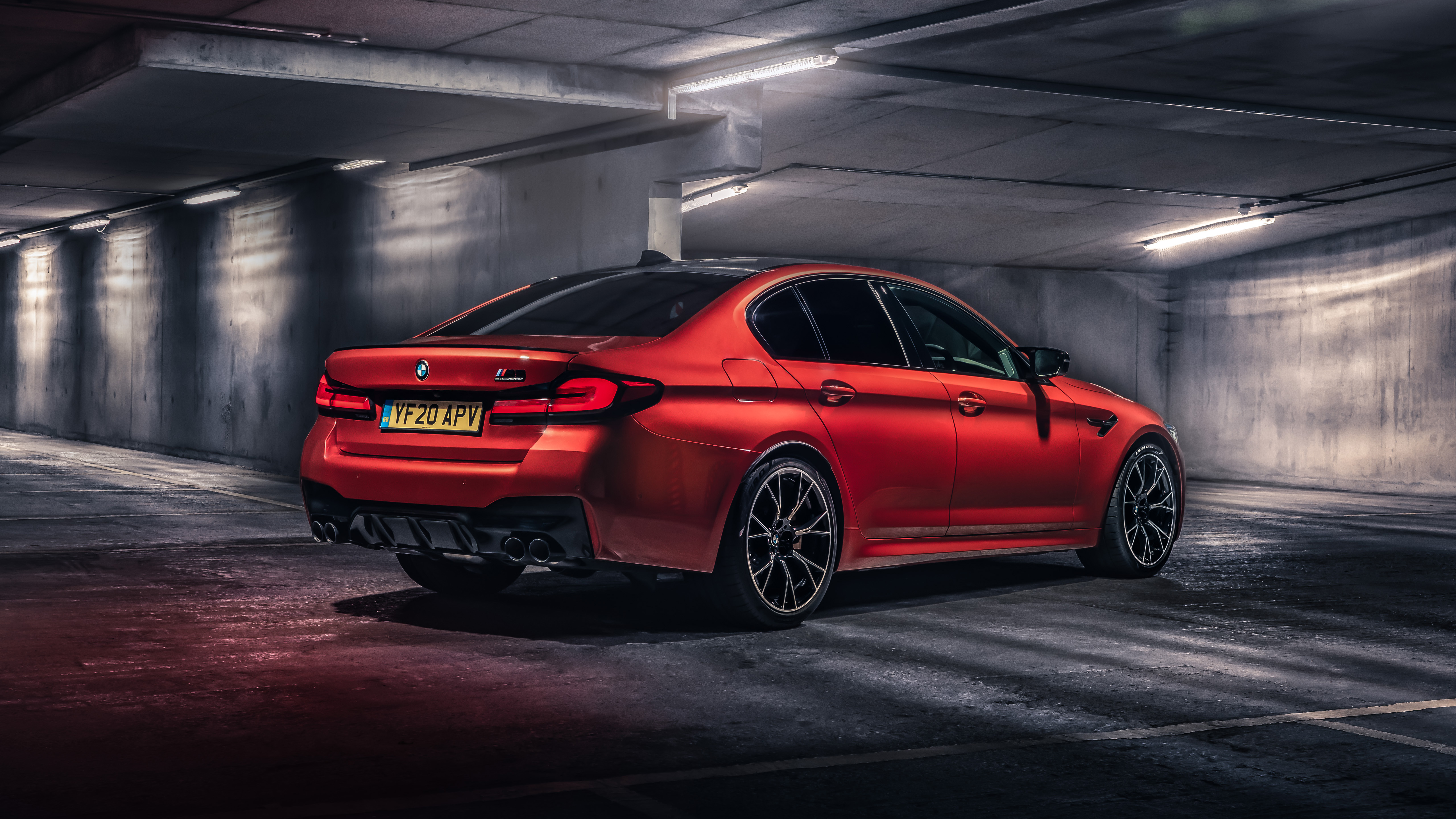 BMW M5 Competition 2020 5K 2 Wallpaper   HD Car Wallpapers ...