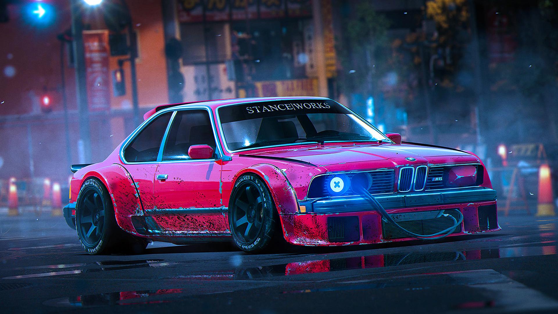 BMW M6 1988 StanceWorks Wallpaper | HD Car Wallpapers | ID ...