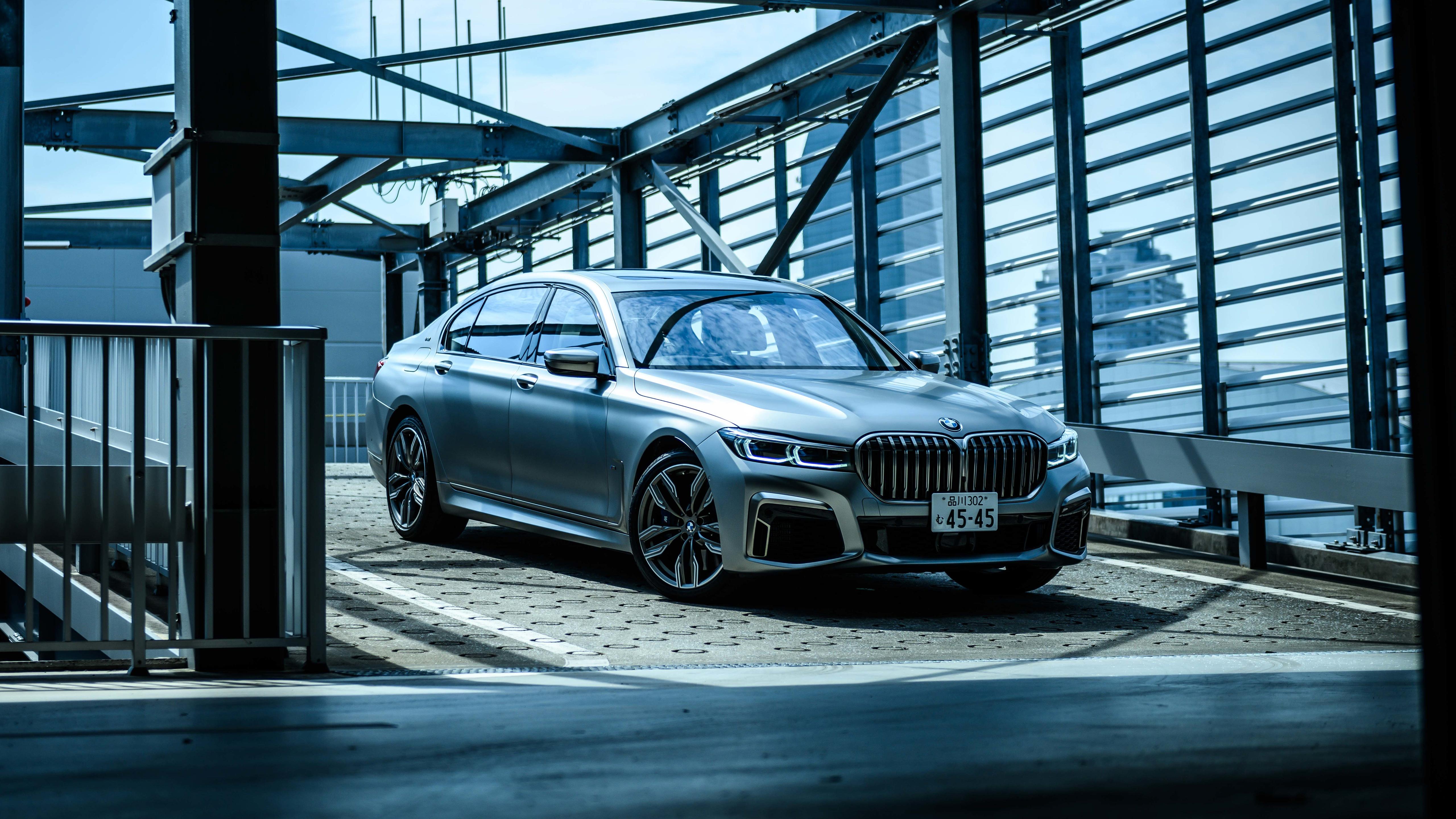 BMW M760Li xDrive 2019 4K Wallpaper | HD Car Wallpapers ...