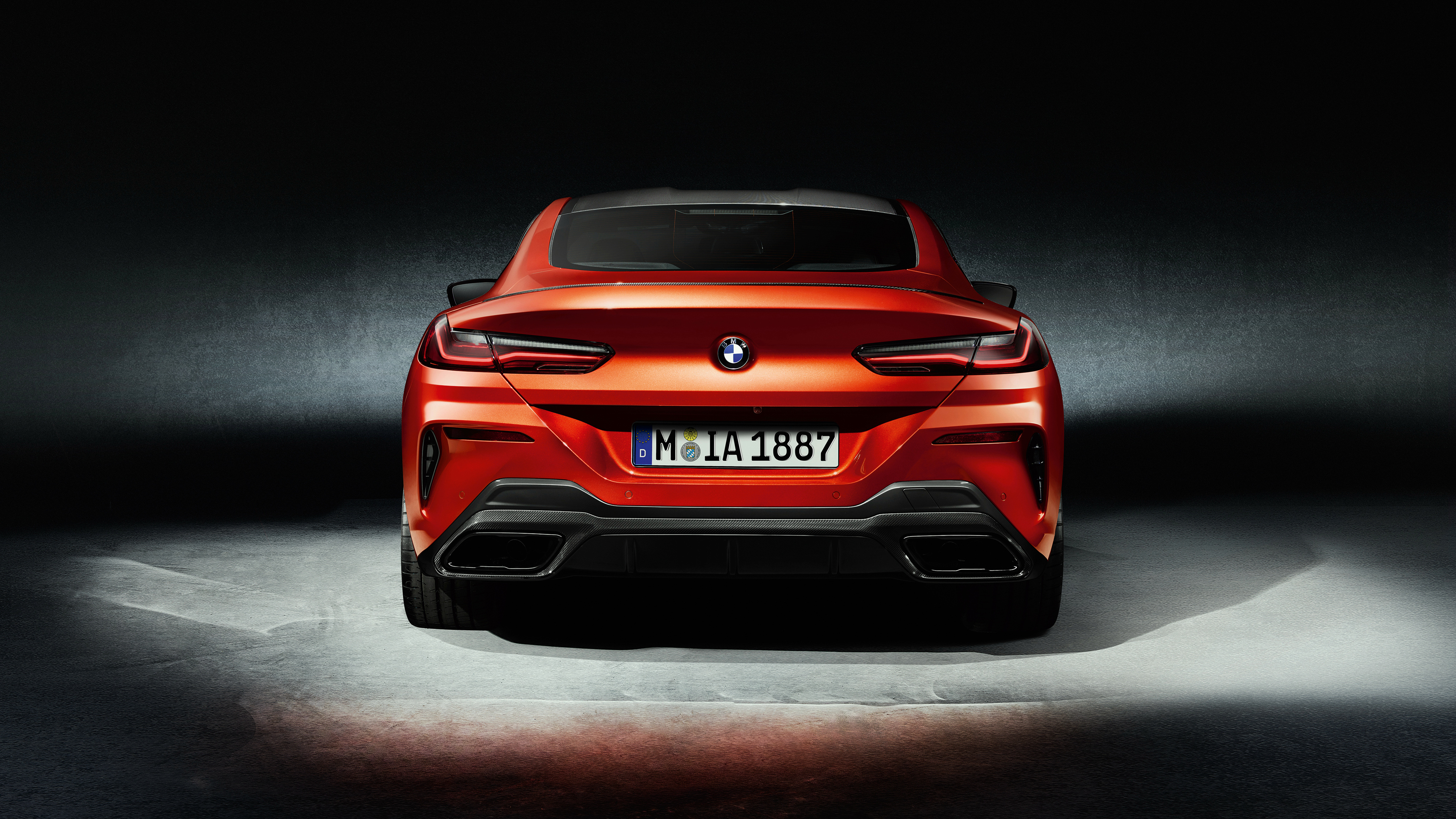 Lexus Car Dealership >> BMW M850i xDrive Carbon Package 2018 4K 3 Wallpaper | HD Car Wallpapers | ID #10673