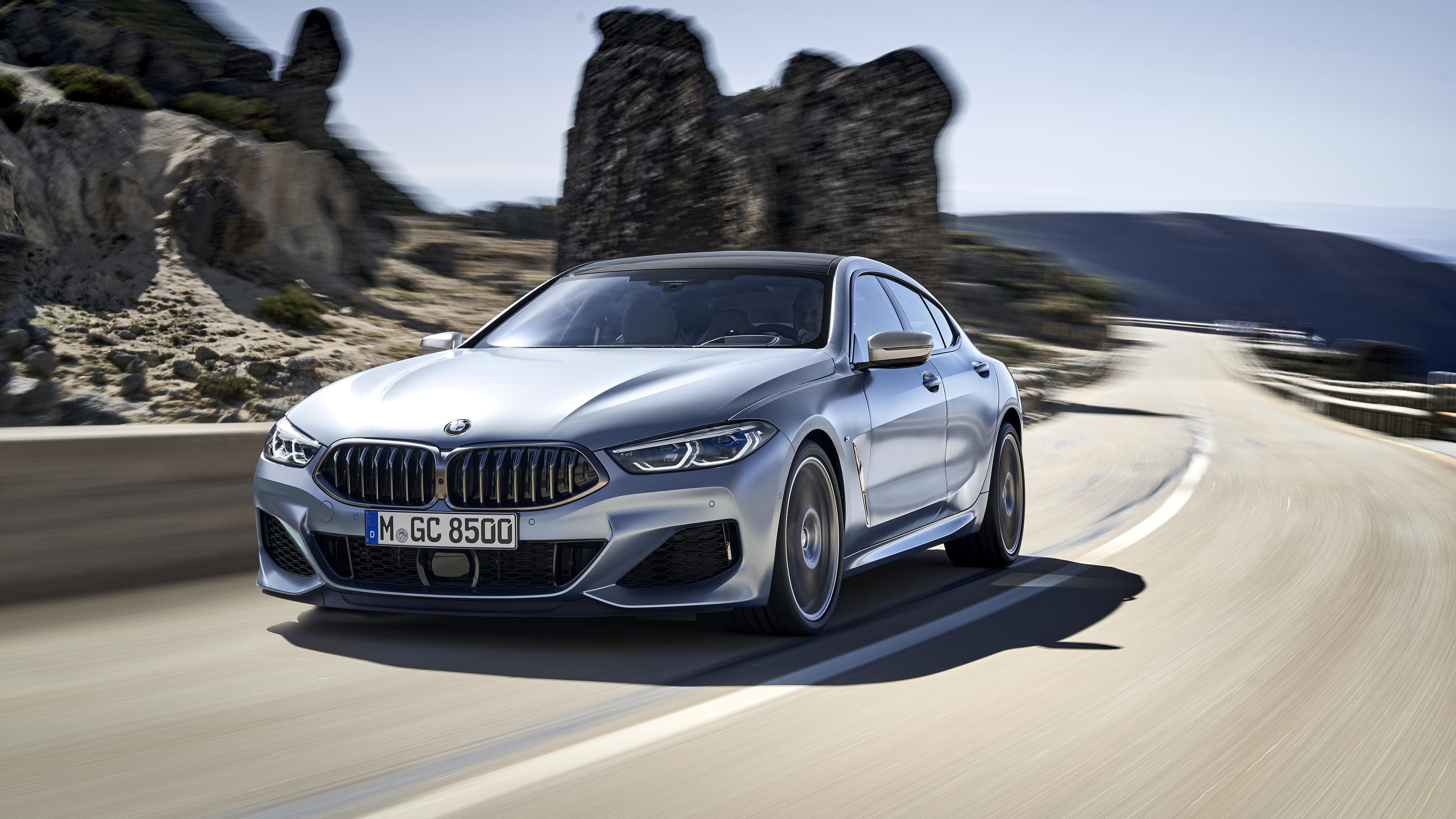 BMW M850i xDrive Gran Coupe 2019 4K Wallpaper | HD Car ...