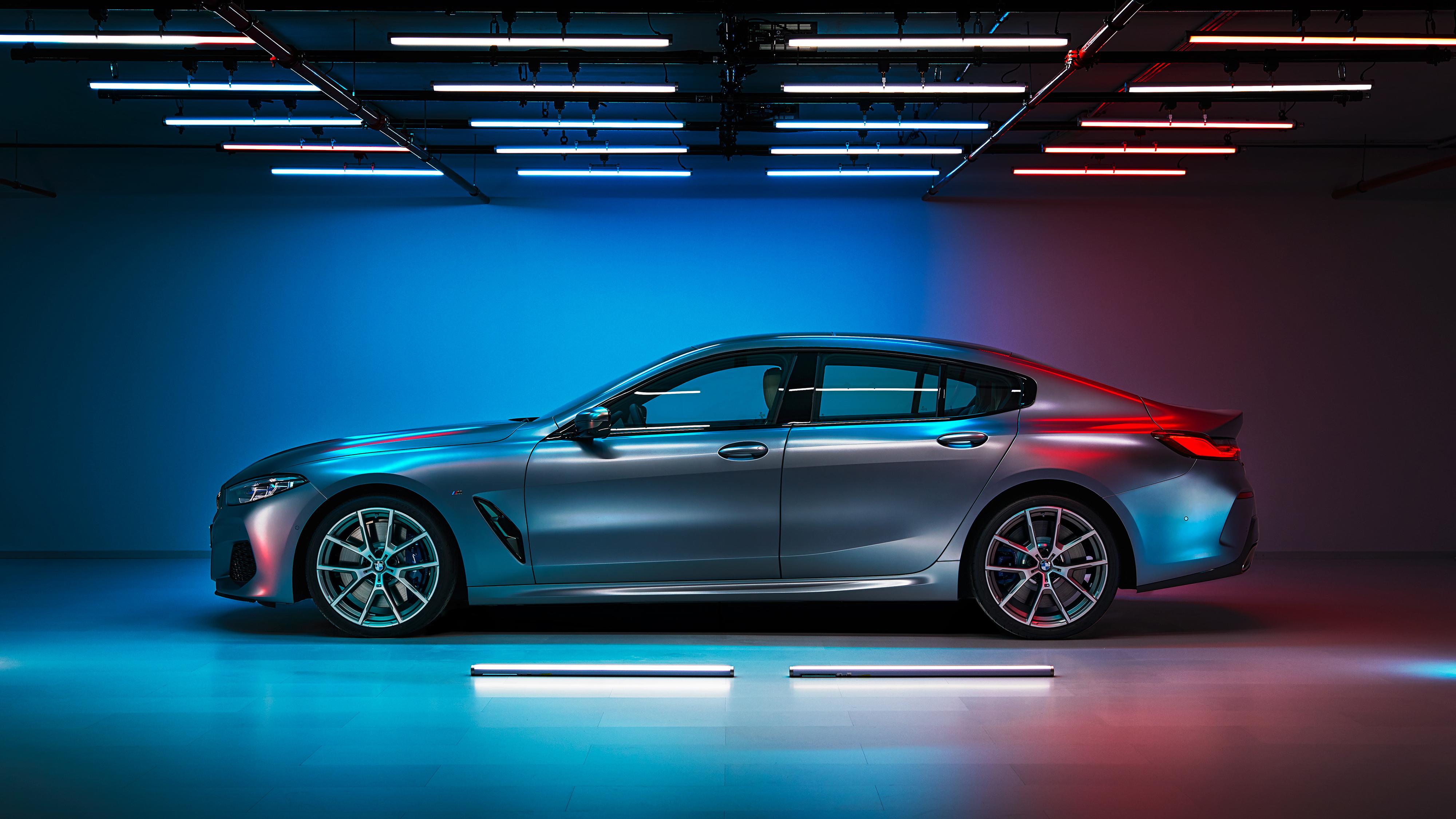 Bmw M850i Xdrive Gran Coupe 2019 4k 3 Wallpaper Hd Car Wallpapers Id 12776
