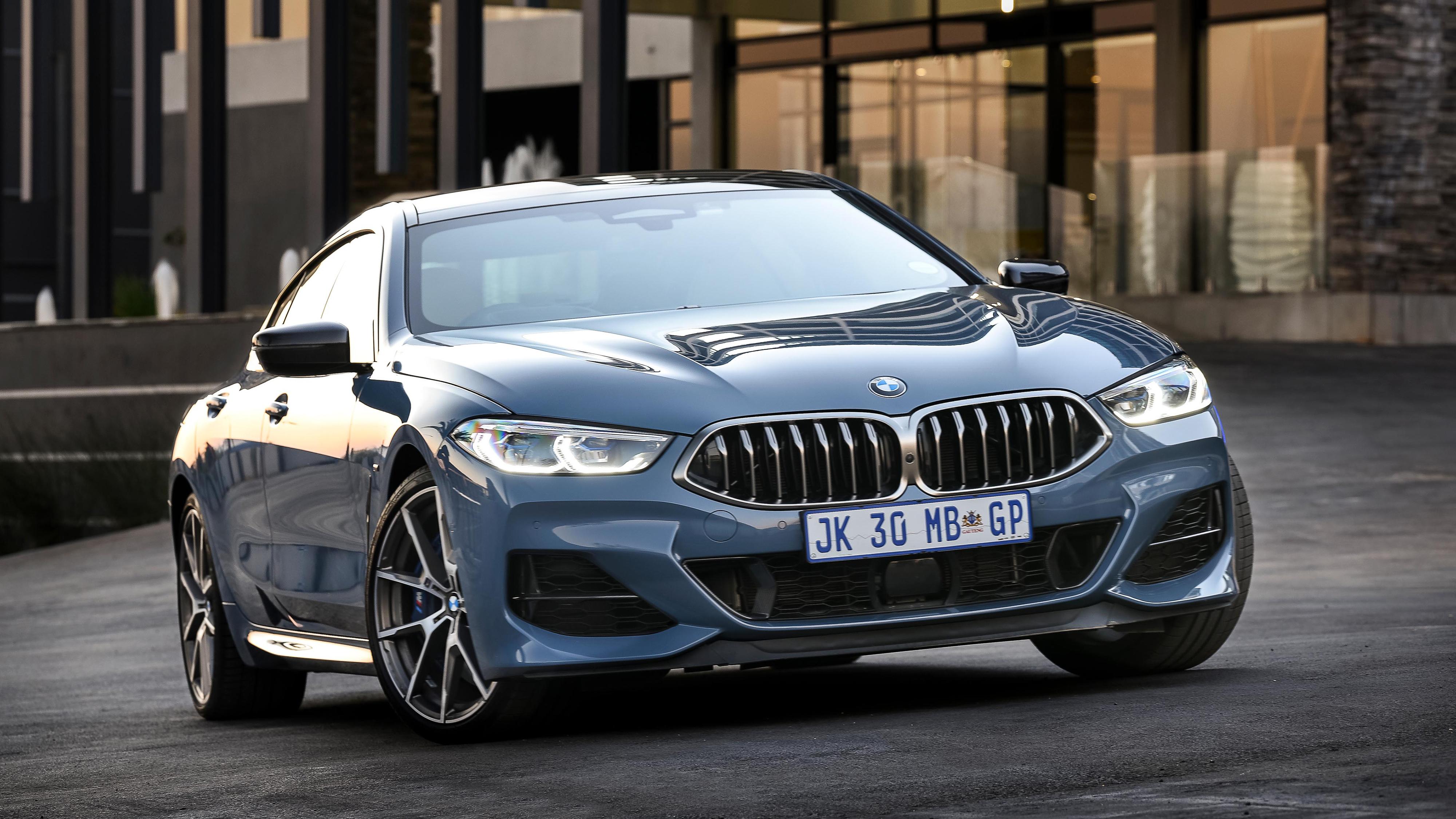 BMW M850i xDrive Gran Coupé 2020 4K Wallpaper | HD Car ...