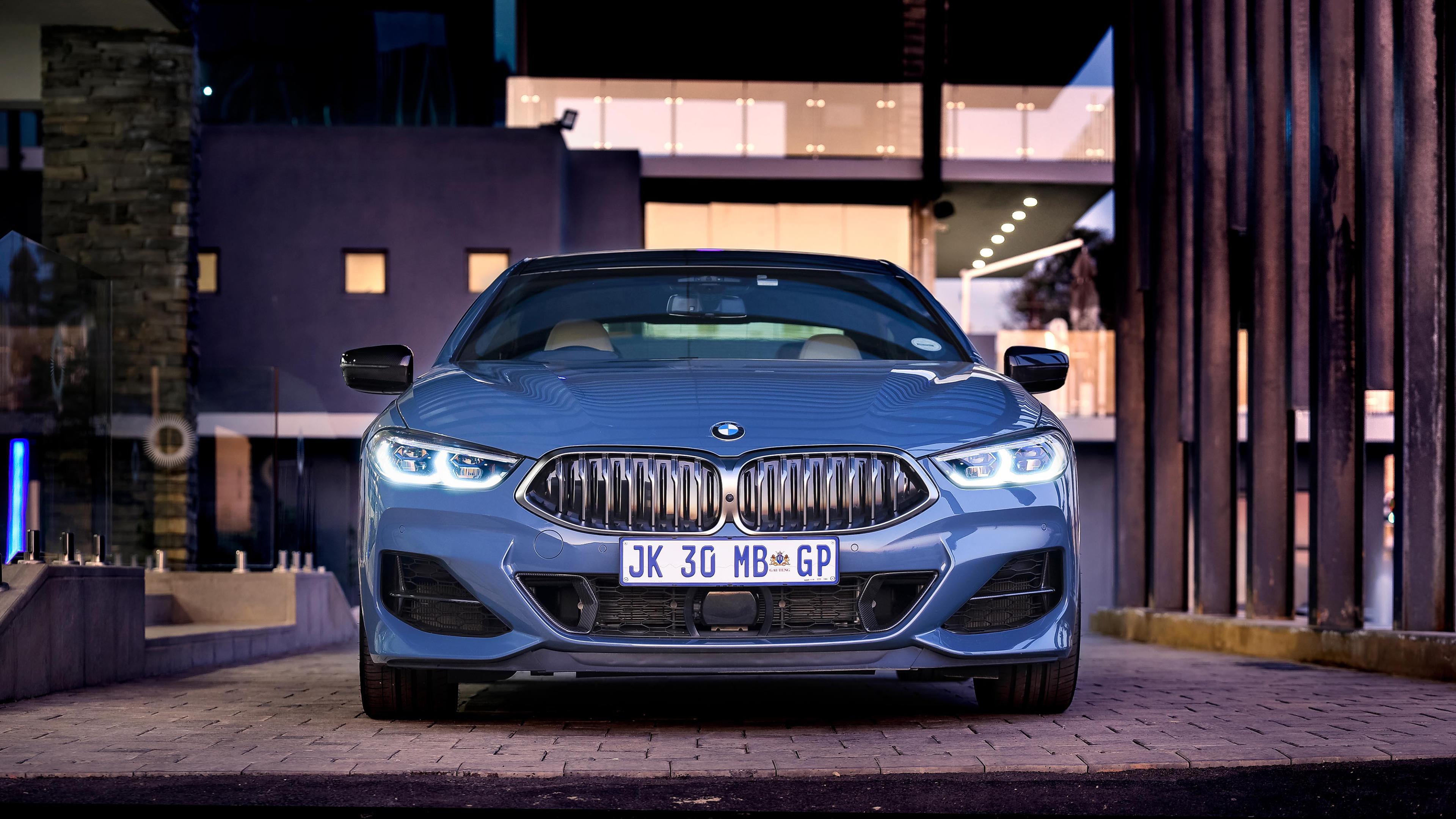 BMW M850i xDrive Gran Coupé 2020 4K 3 Wallpaper | HD Car ...