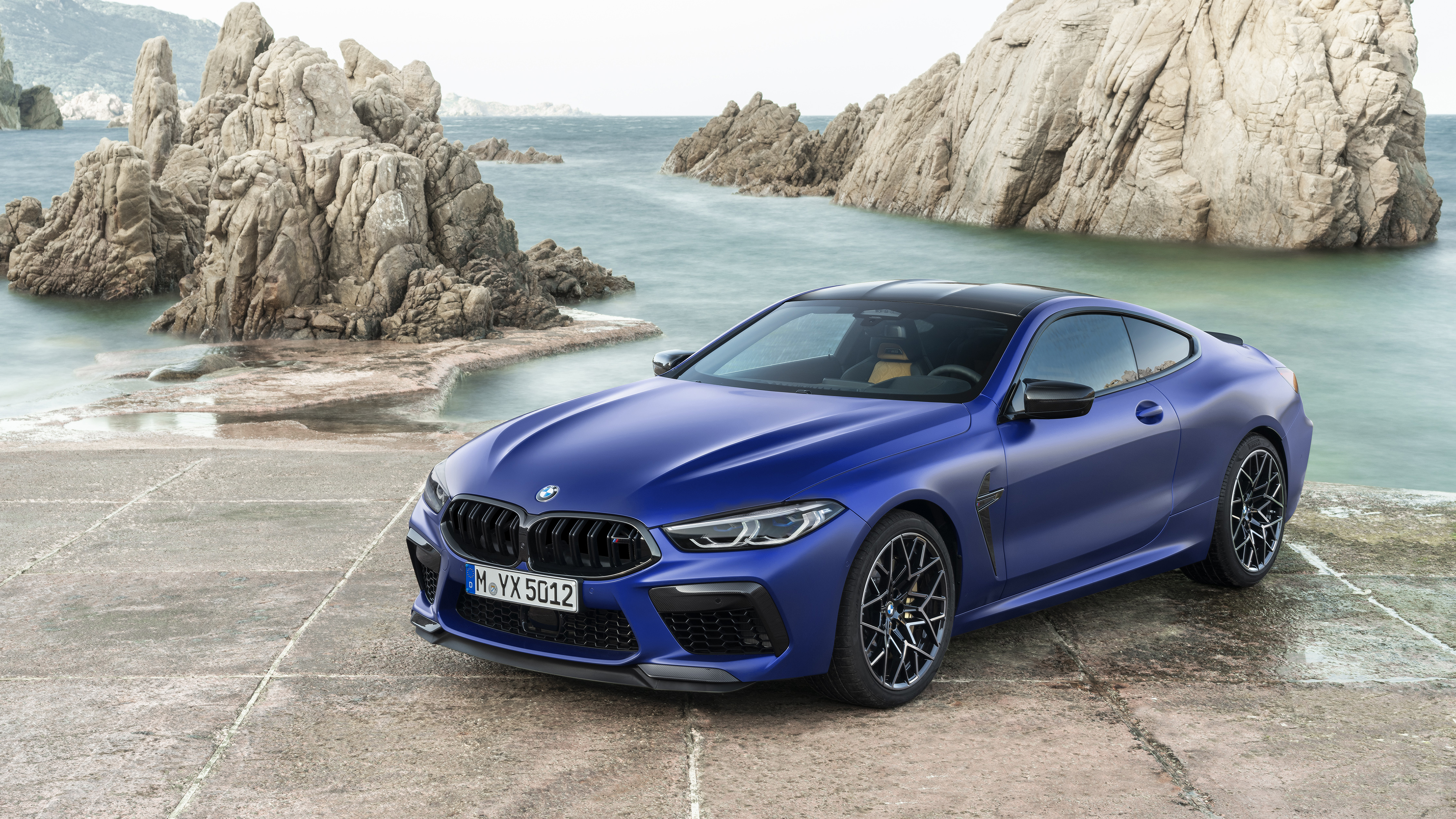 bmw m8 competition coupe 2019 4k wallpaper