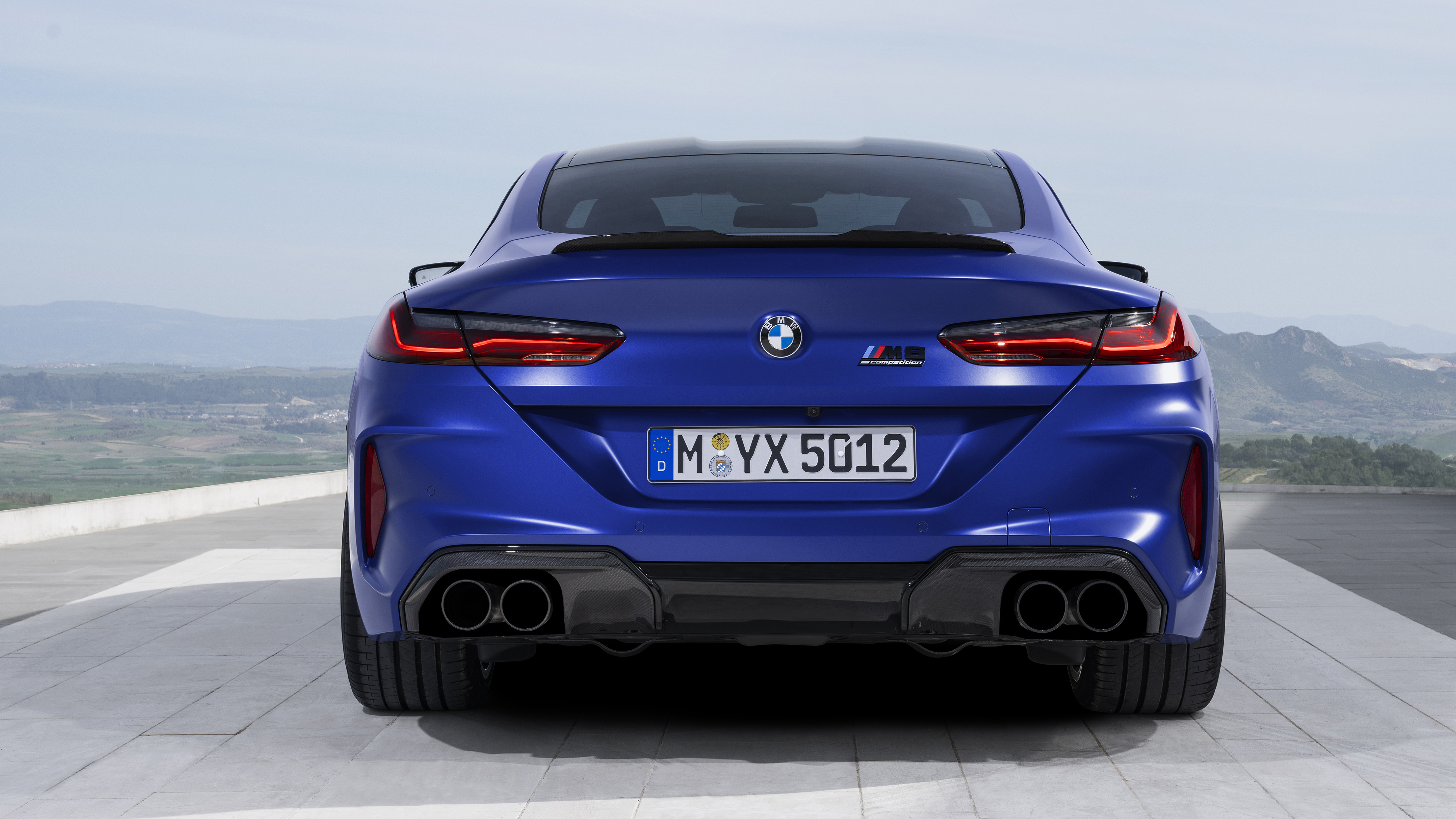 bmw m8 competition coupe 2019 4k 3 wallpaper