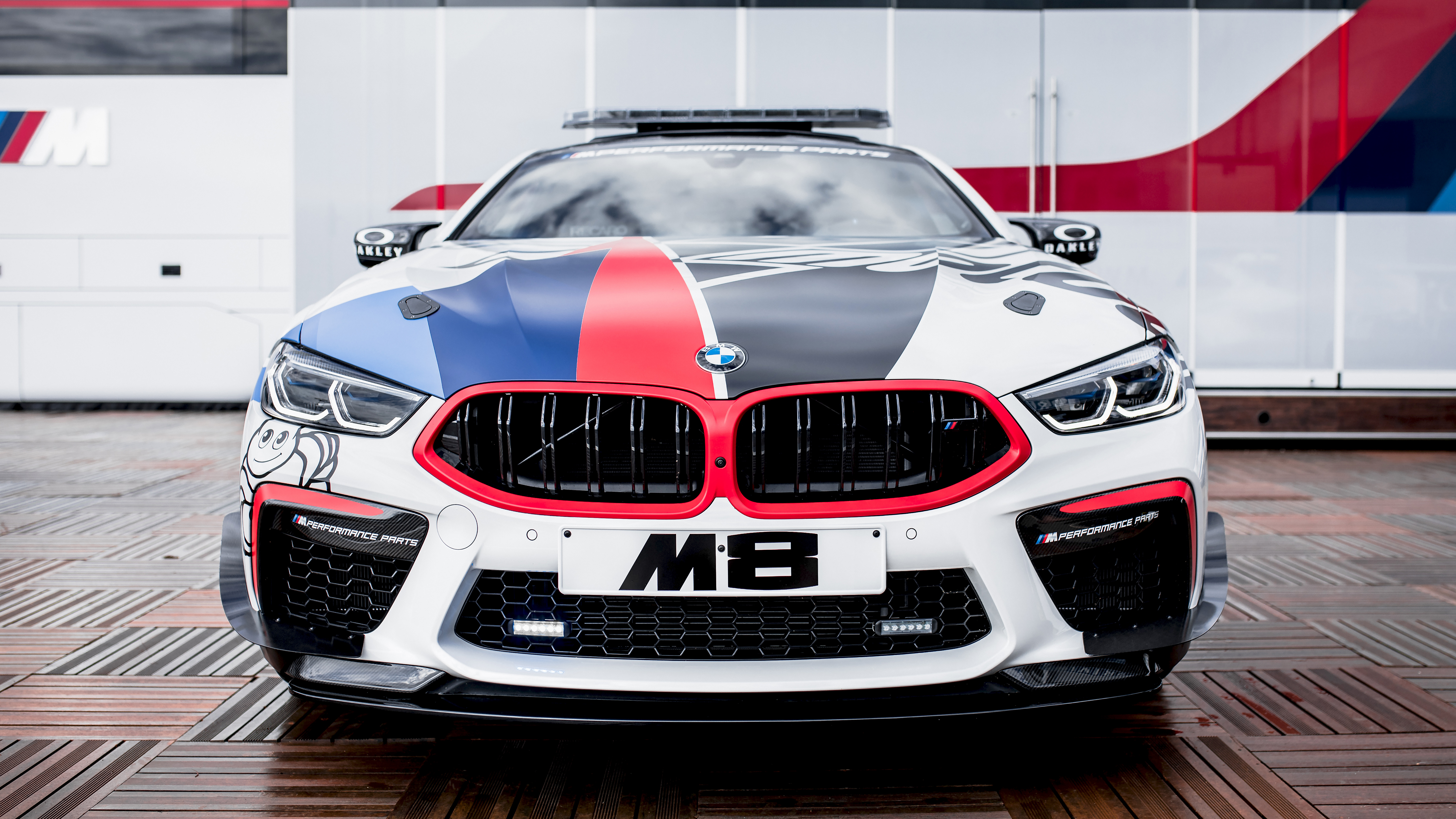 Bmw M8 Competition Coupe Motogp Safety Car 2019 5k Wallpaper Hd Car Wallpapers Id 13037