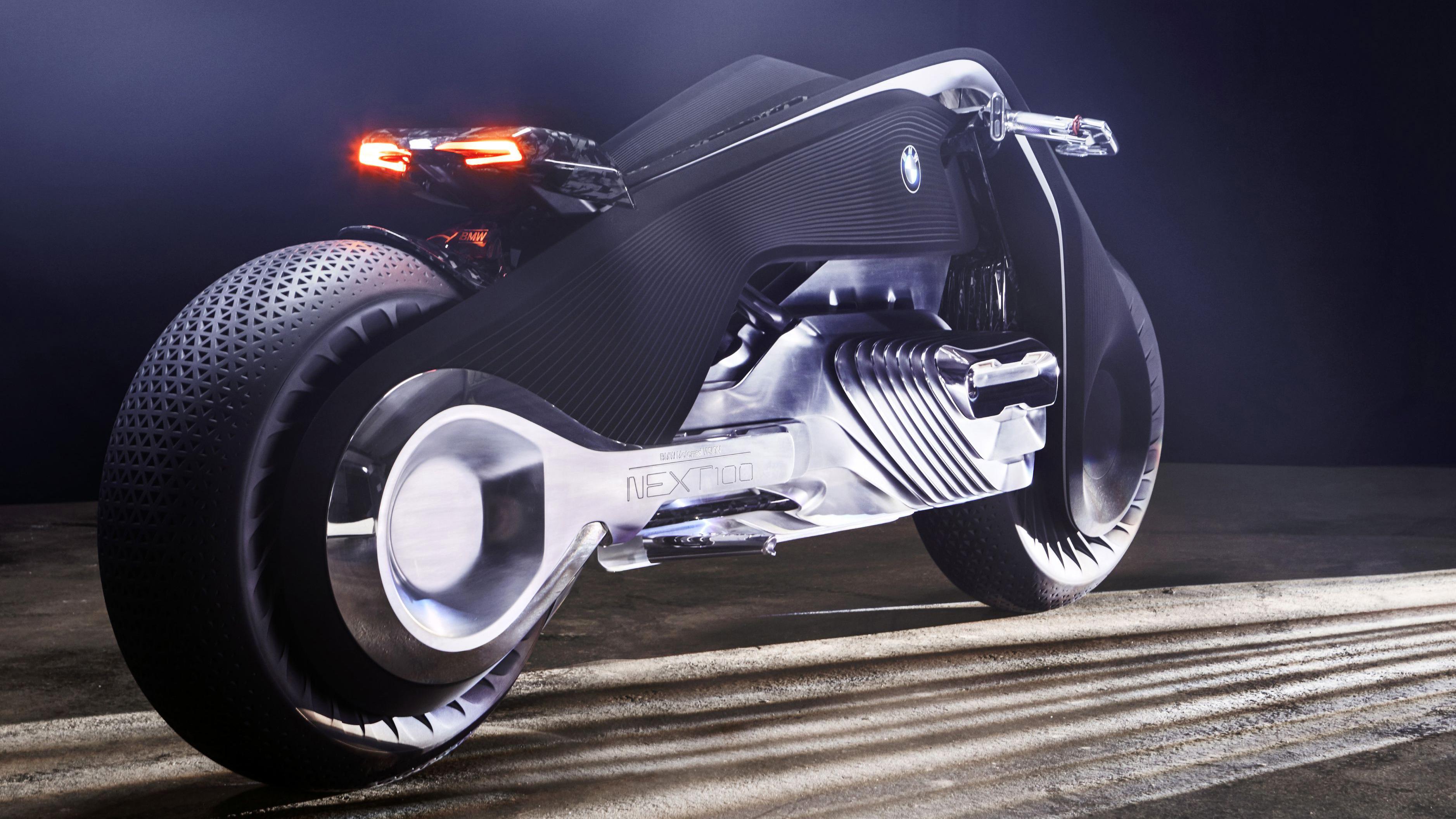 Bmw Motorrad Vision Next 100 4k Wallpaper Hd Car Wallpapers Id 7091