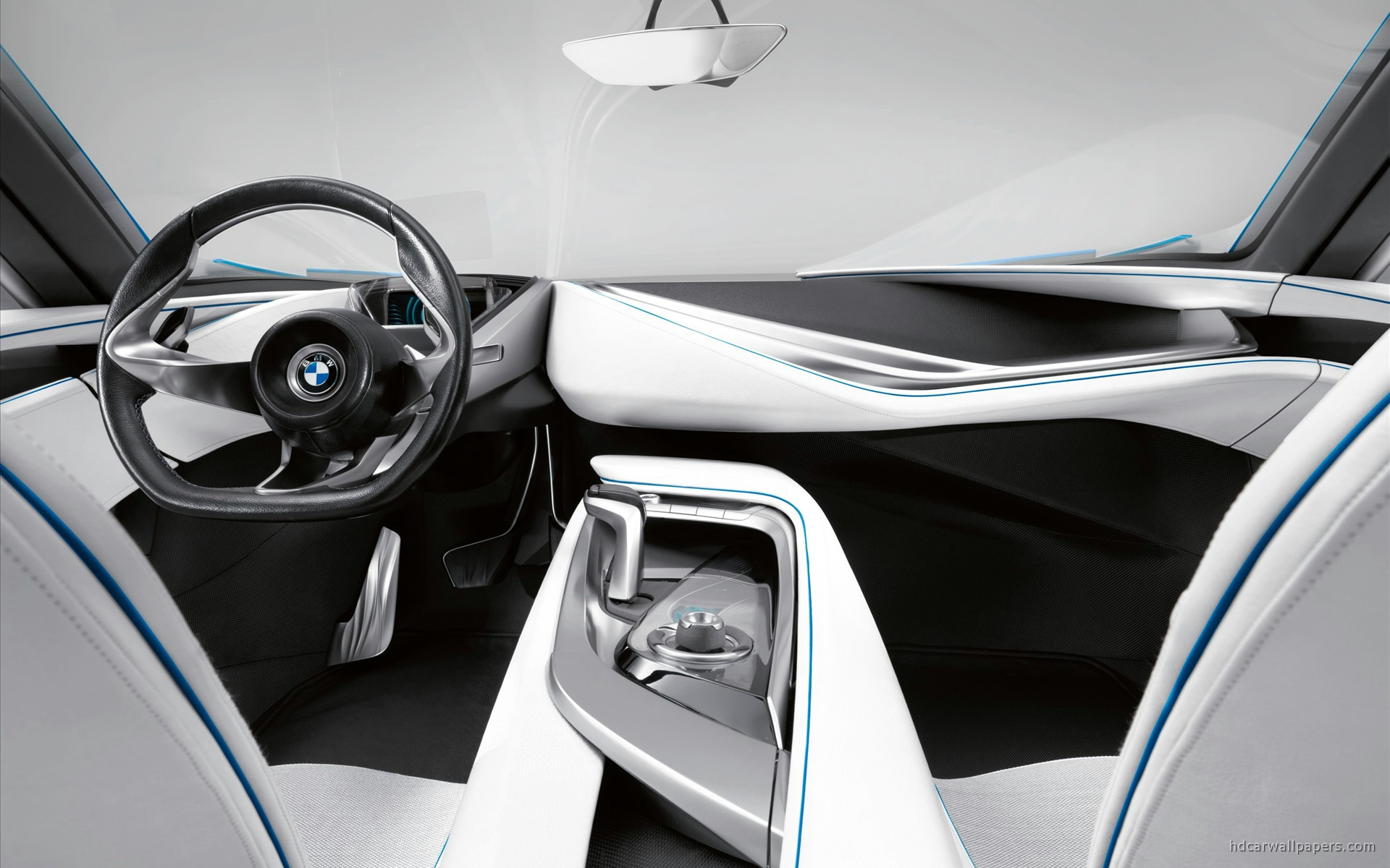 bmw vision efficient dynamics concept interior wallpaper hd car wallpapers id 298