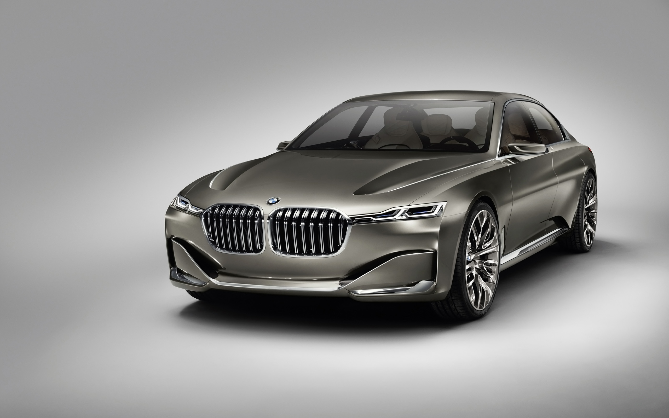 BMW Vision Future Luxury 2014 Wallpaper