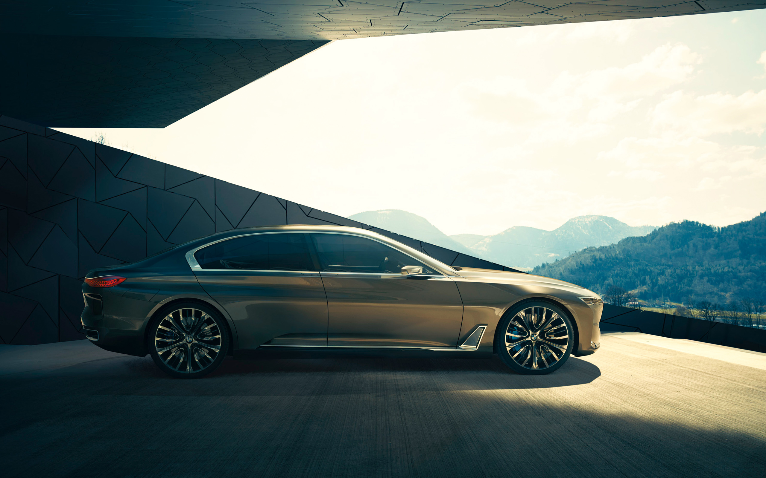 BMW Vision Future Luxury Concept 3 Wallpaper | HD Car ...