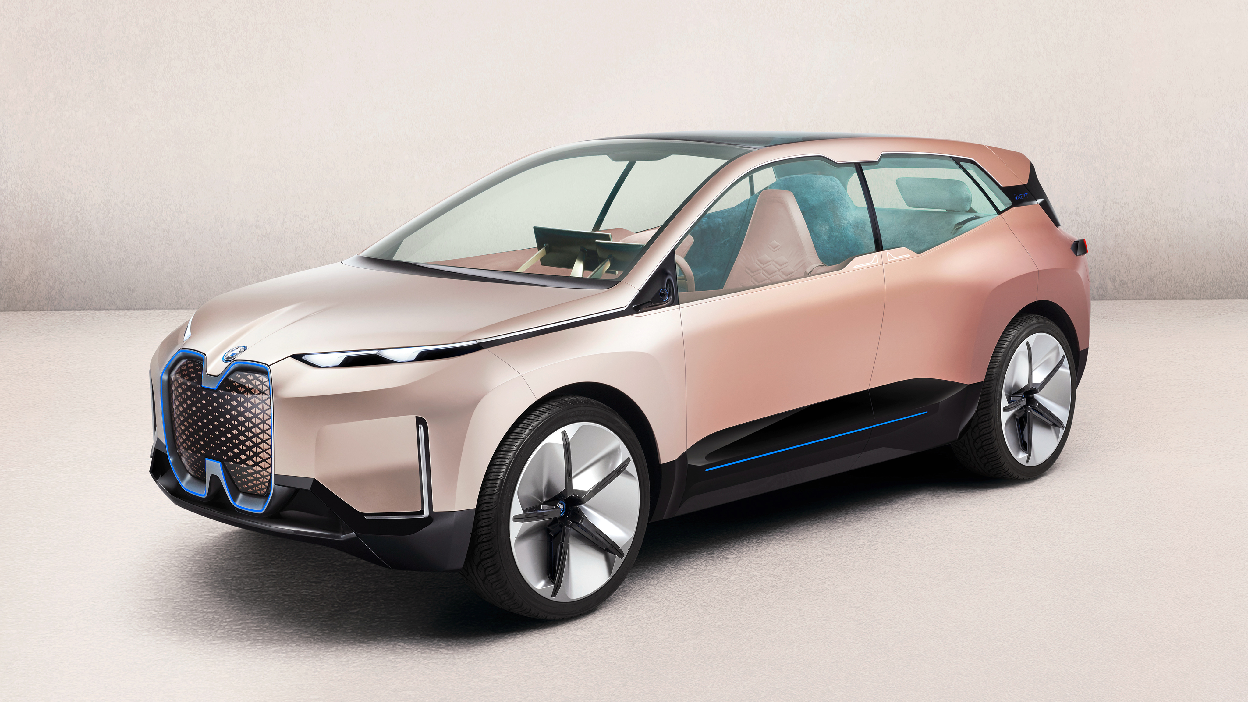 Bmw Vision Inext 2019 4k 2 Wallpaper Hd Car Wallpapers Id 11662