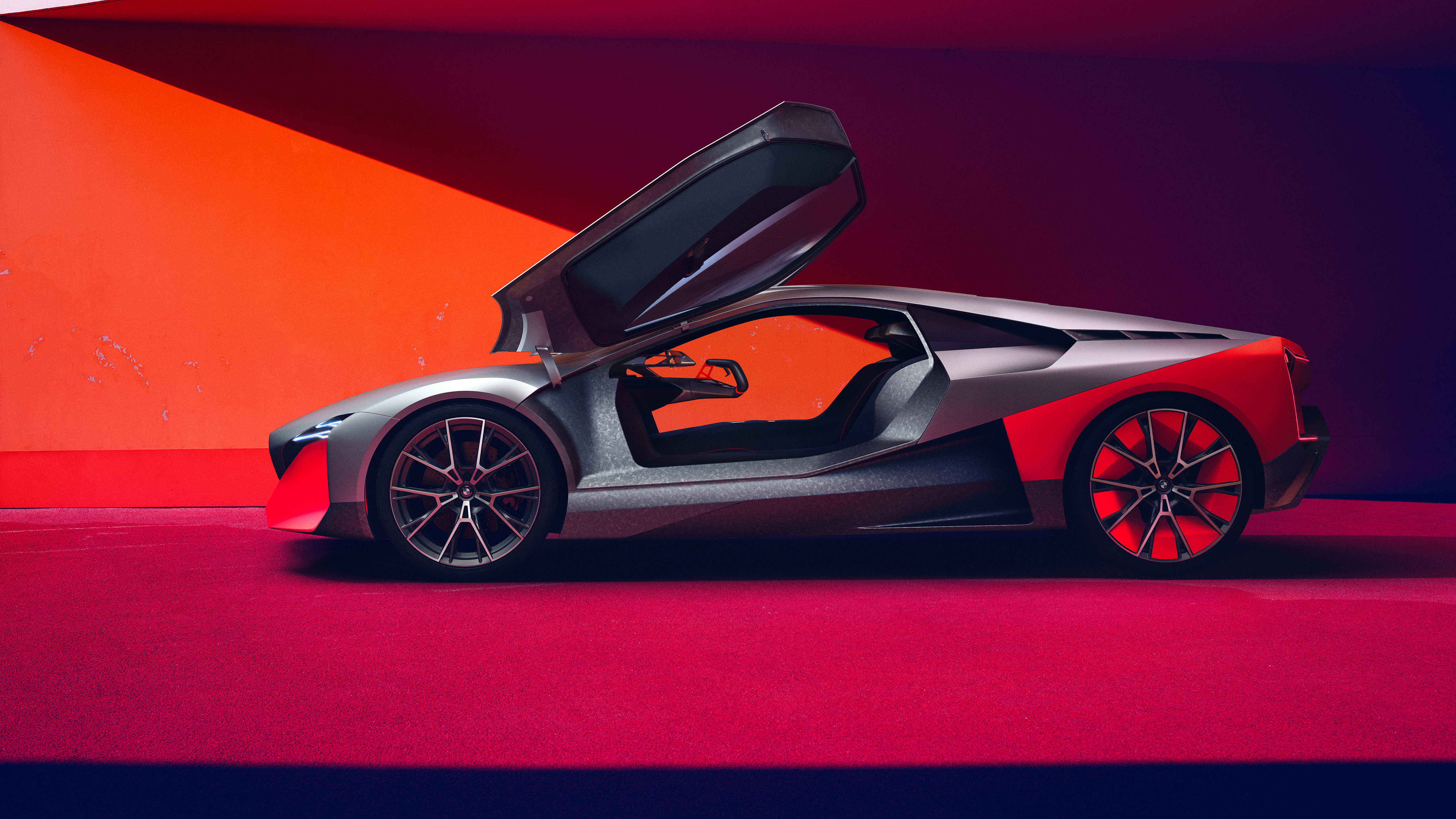 Bmw Vision M Next 2019 4k 11 Wallpaper Hd Car Wallpapers Id 12800