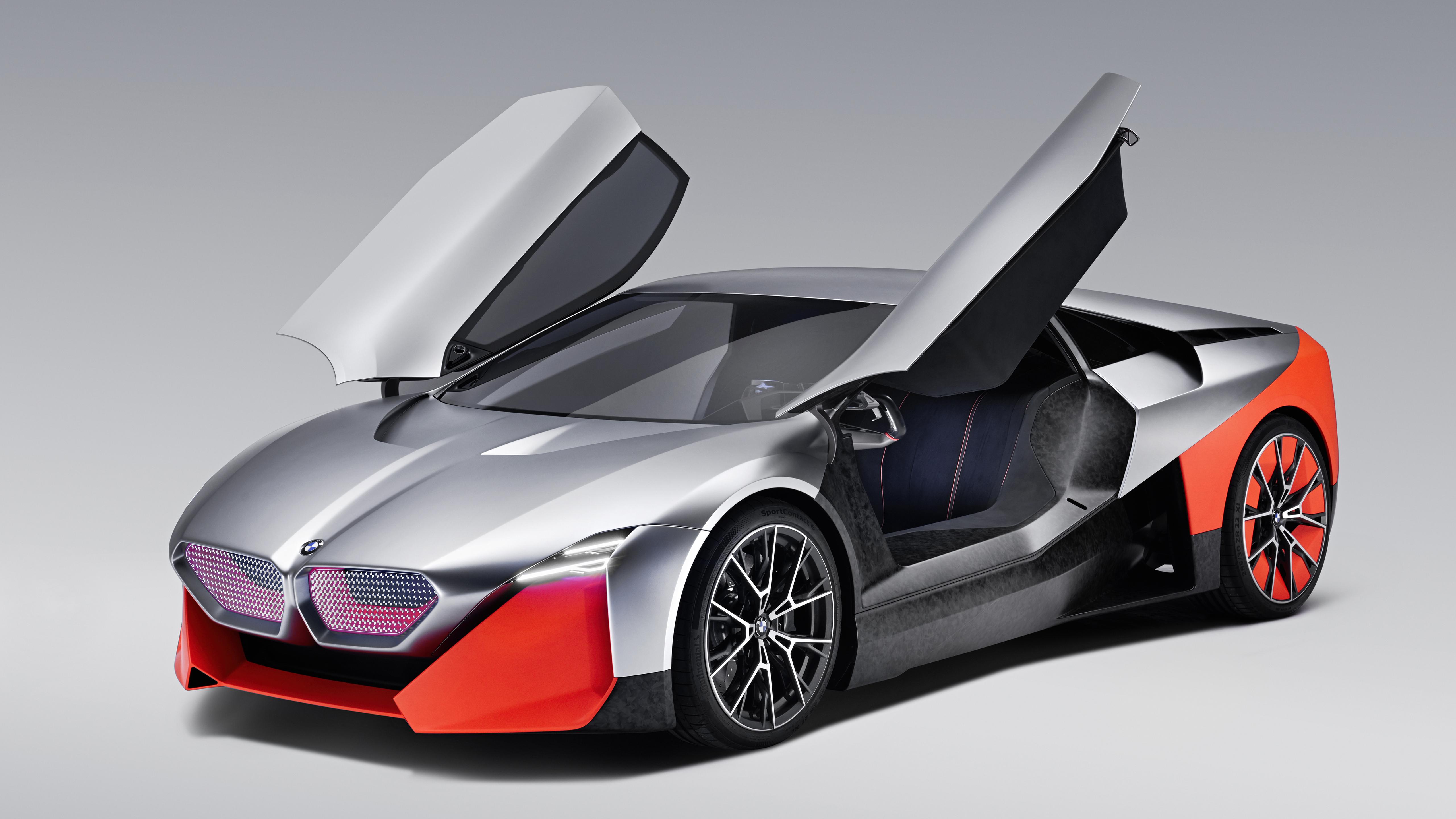 Bmw Vision M Next 2019 4k 5 Wallpaper Hd Car Wallpapers Id 12807