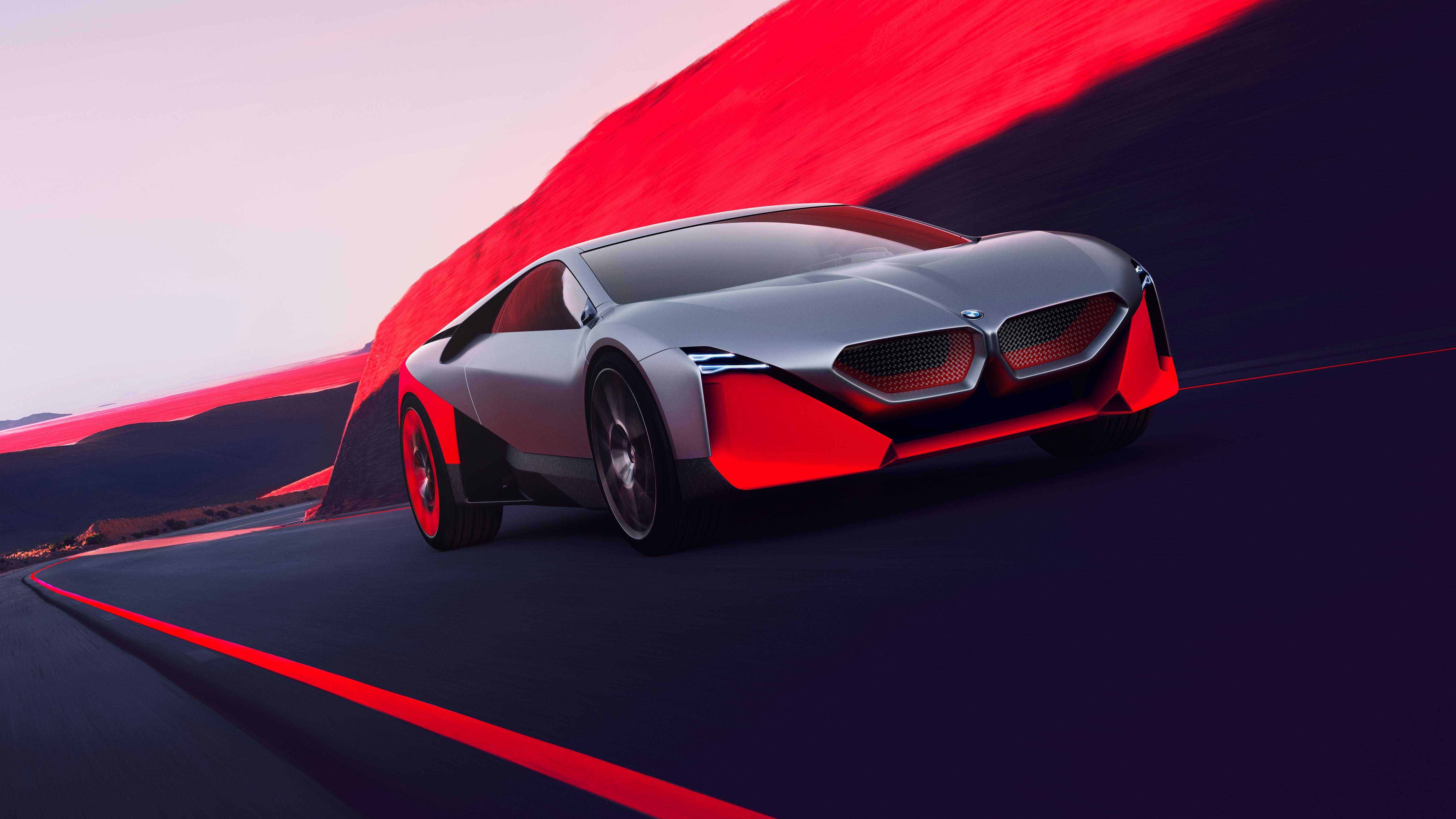 Bmw Vision M Next 2019 4k 8 Wallpaper Hd Car Wallpapers Id 12811
