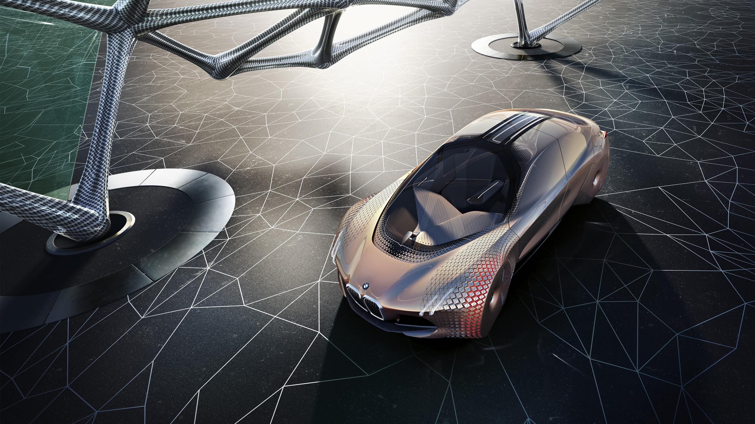 BMW Vision Next 100 Concept Car Wallpaper