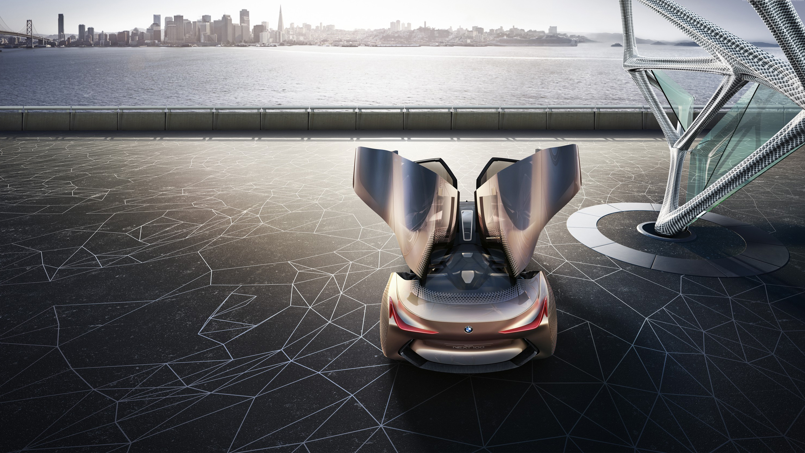 HD Bmw Vision Next 100 Hd Wallpapers Images