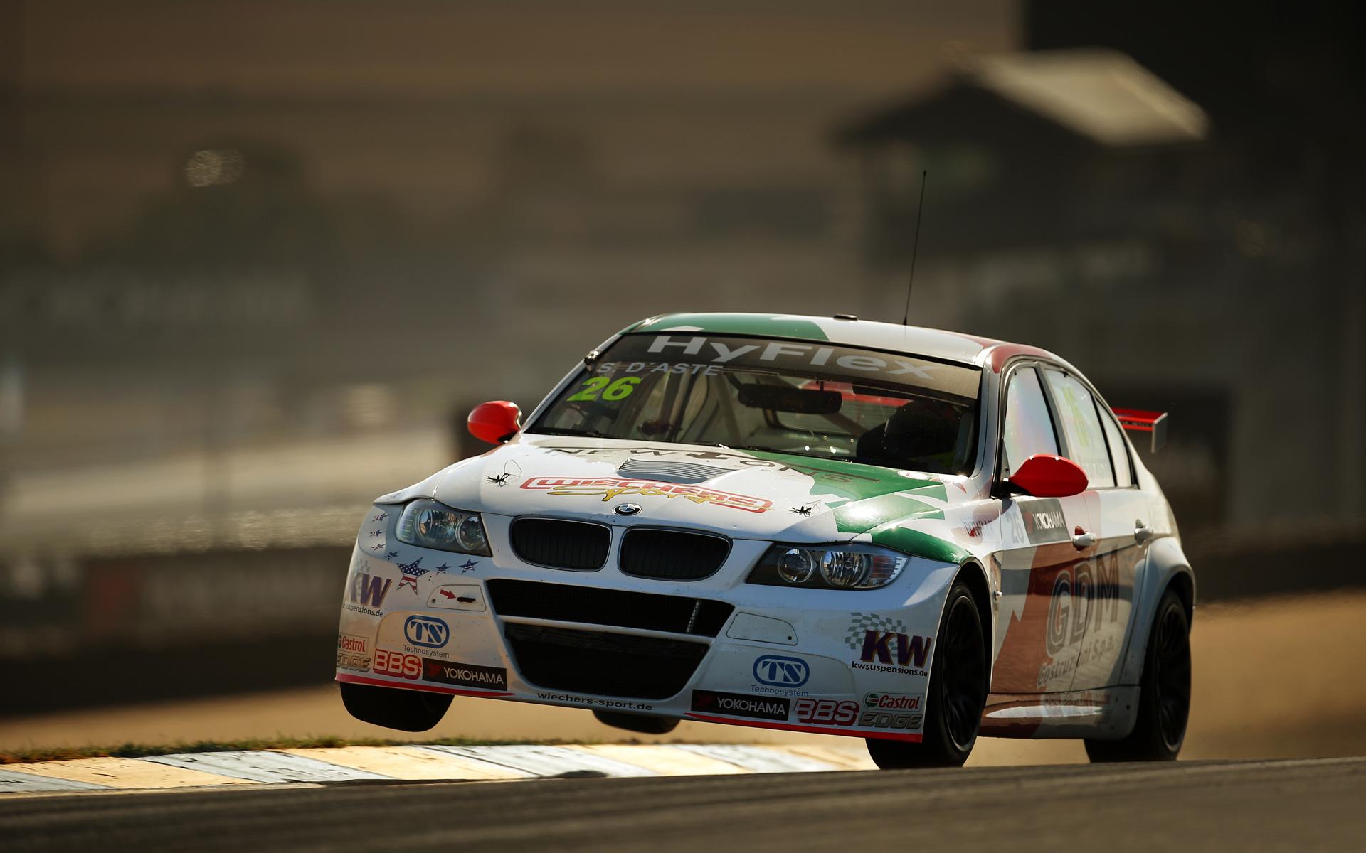 BMW World Touring Car Championship Wallpaper