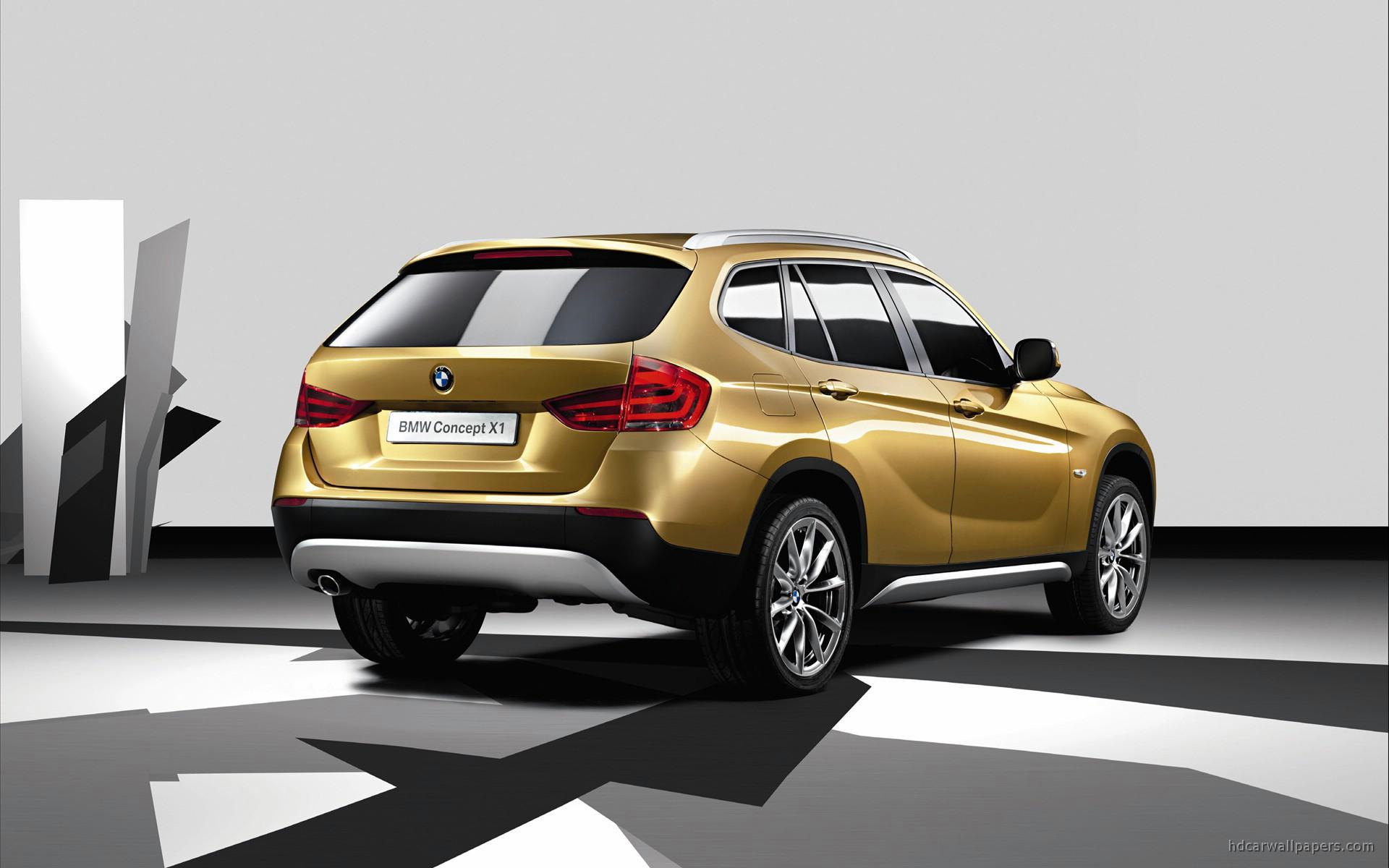 BMW X1 Concept 2 Wallpaper | HD Car Wallpapers | ID #295
