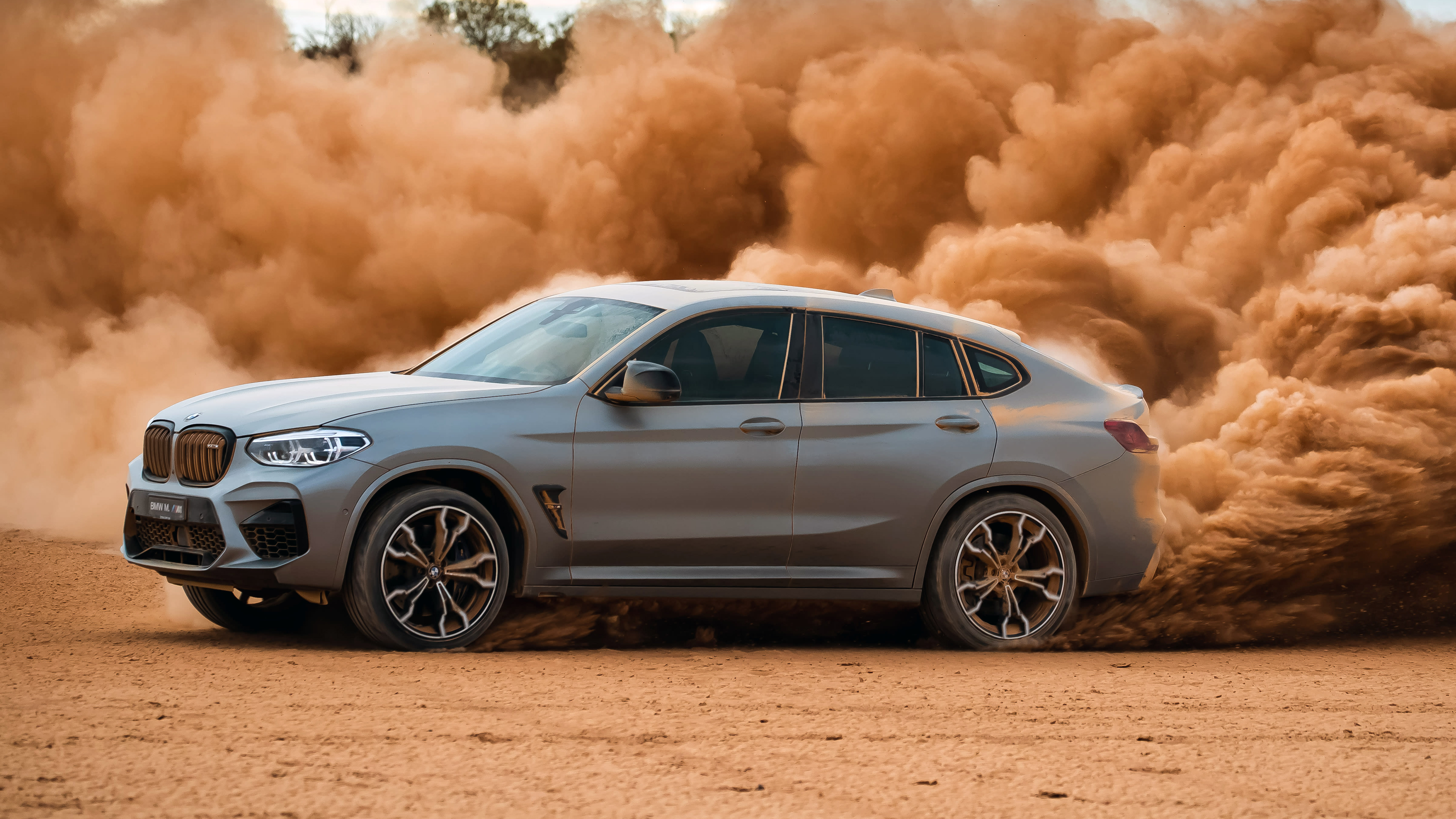 Bmw X4 M Competition 2019 4k Wallpaper Hd Car Wallpapers Id 13824