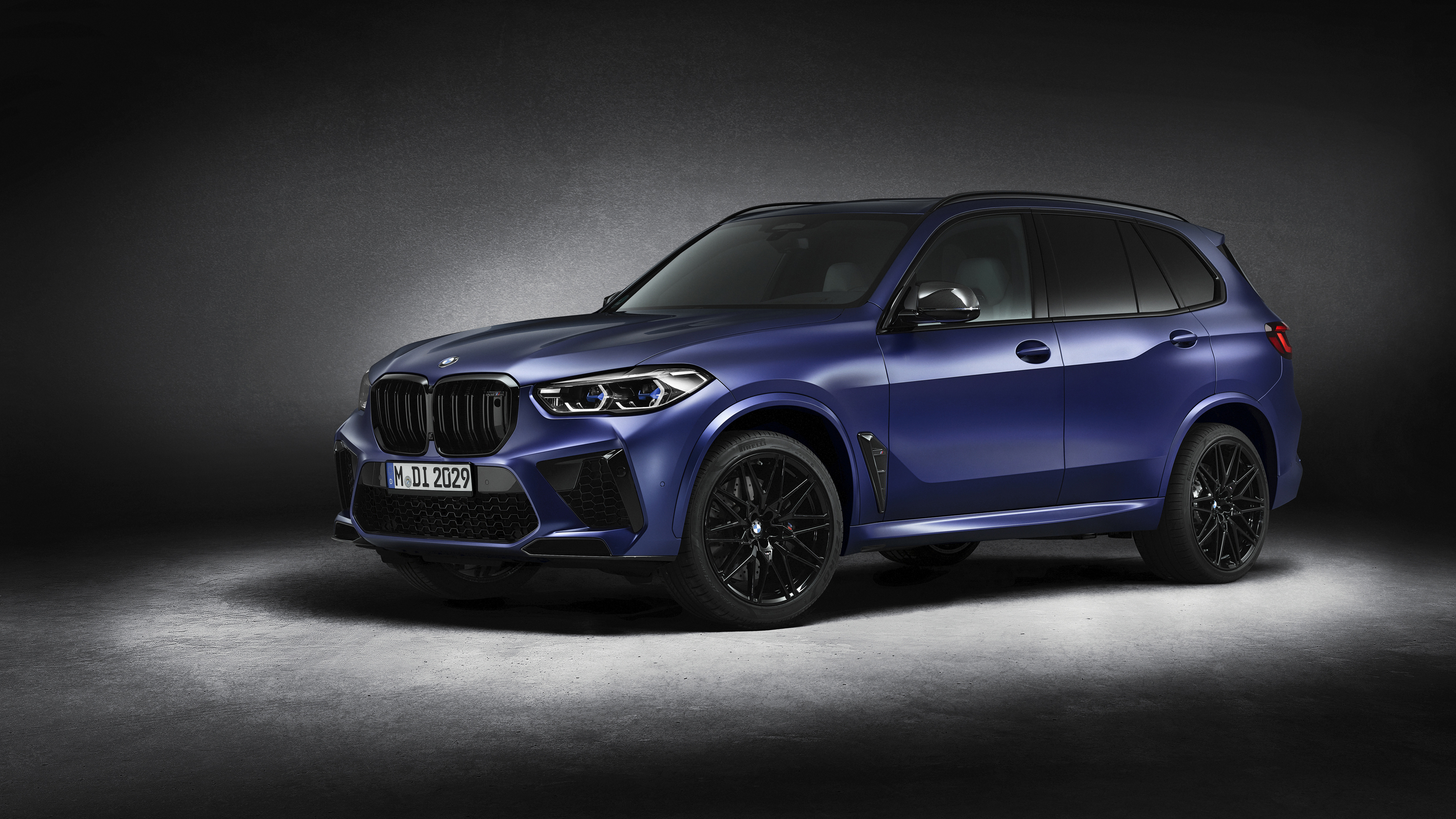 bmw x5 m competition first edition 2021 5k wallpaper | hd