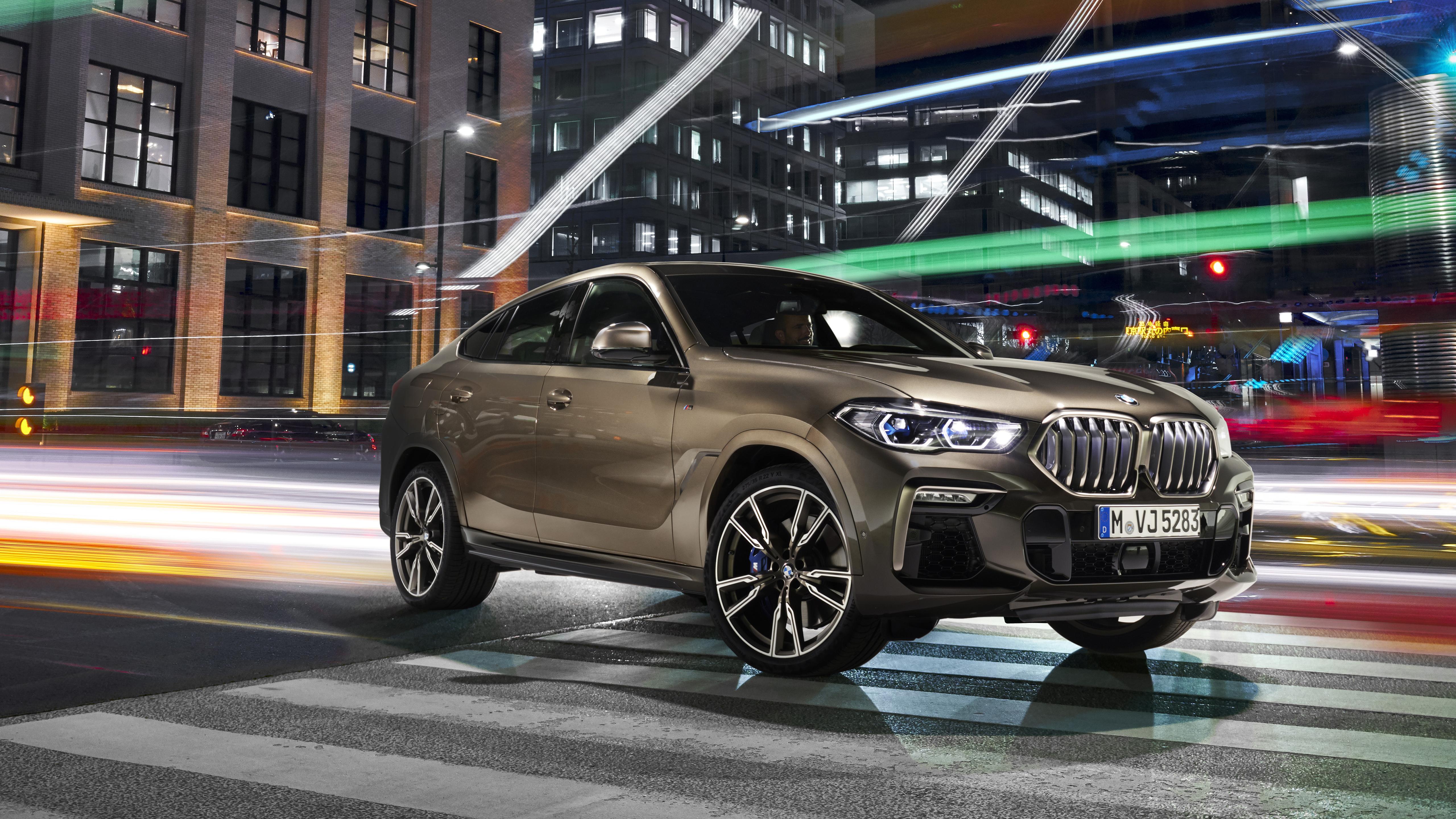 BMW X6 M50i 2019 5K Wallpaper   HD Car Wallpapers   ID #12851