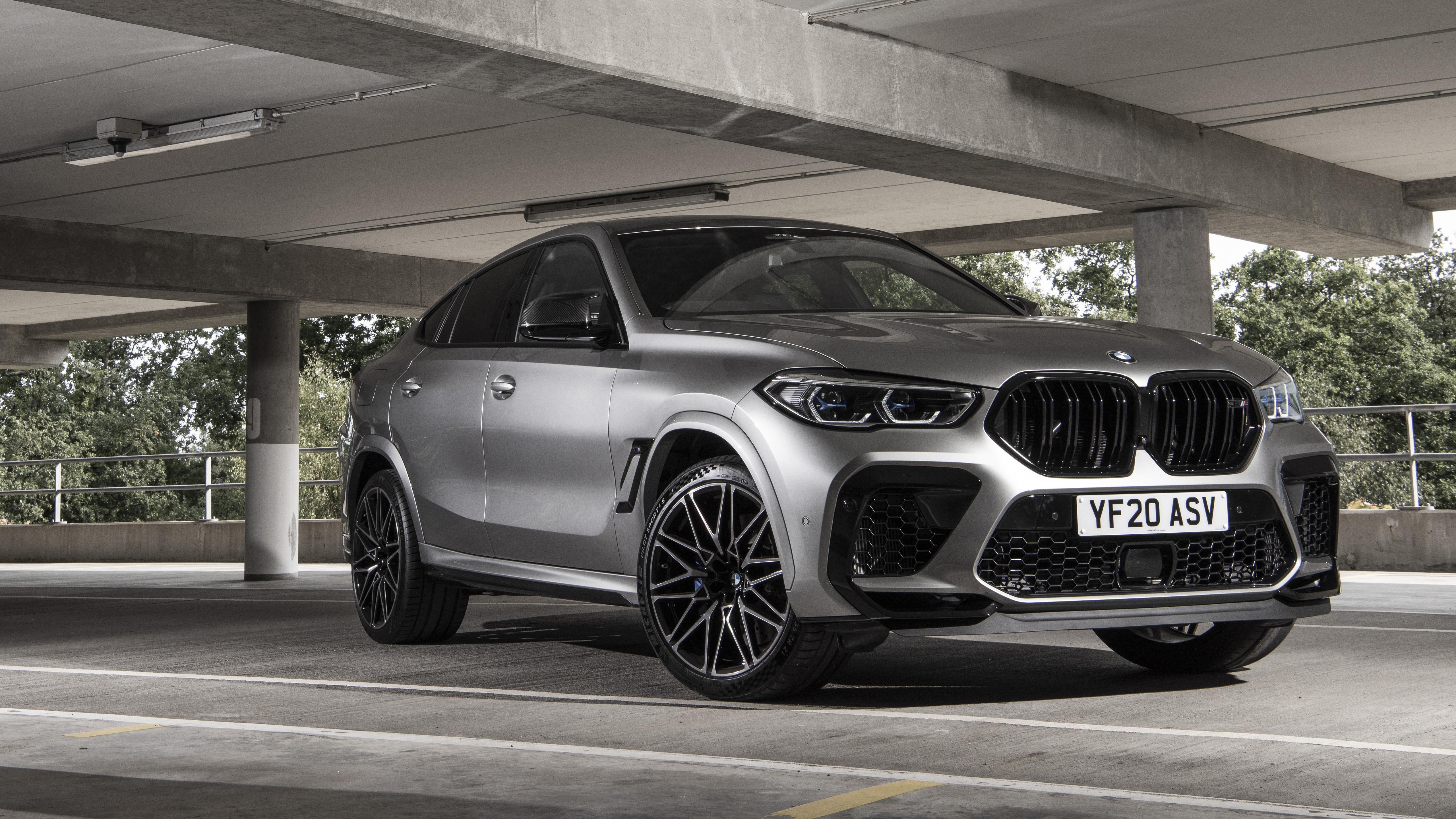 BMW X6 M Competition 2020 5K 2 Wallpaper | HD Car ...