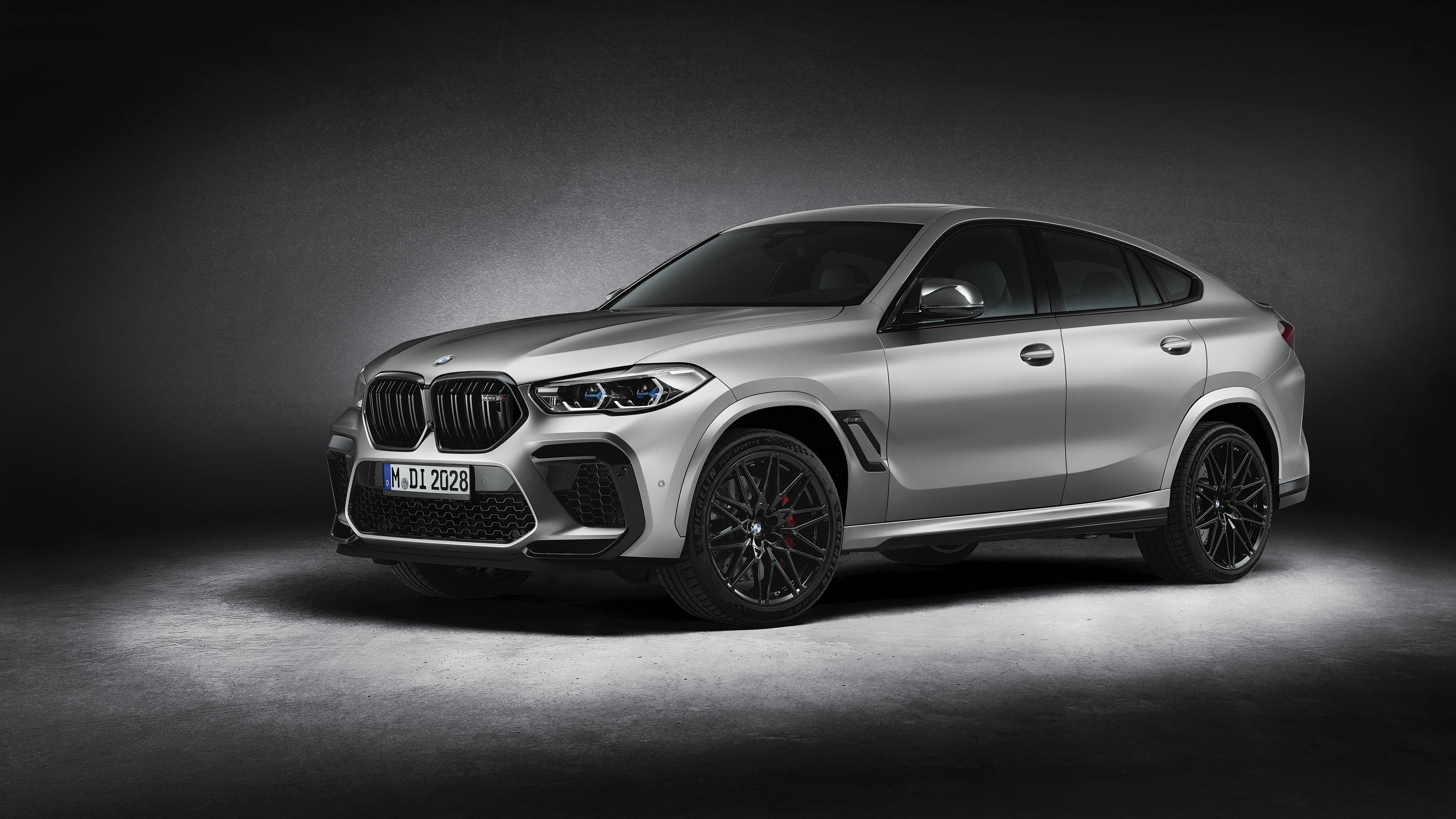 Bmw X6 M Competition First Edition 2021 5k Wallpaper Hd Car Wallpapers Id 16251