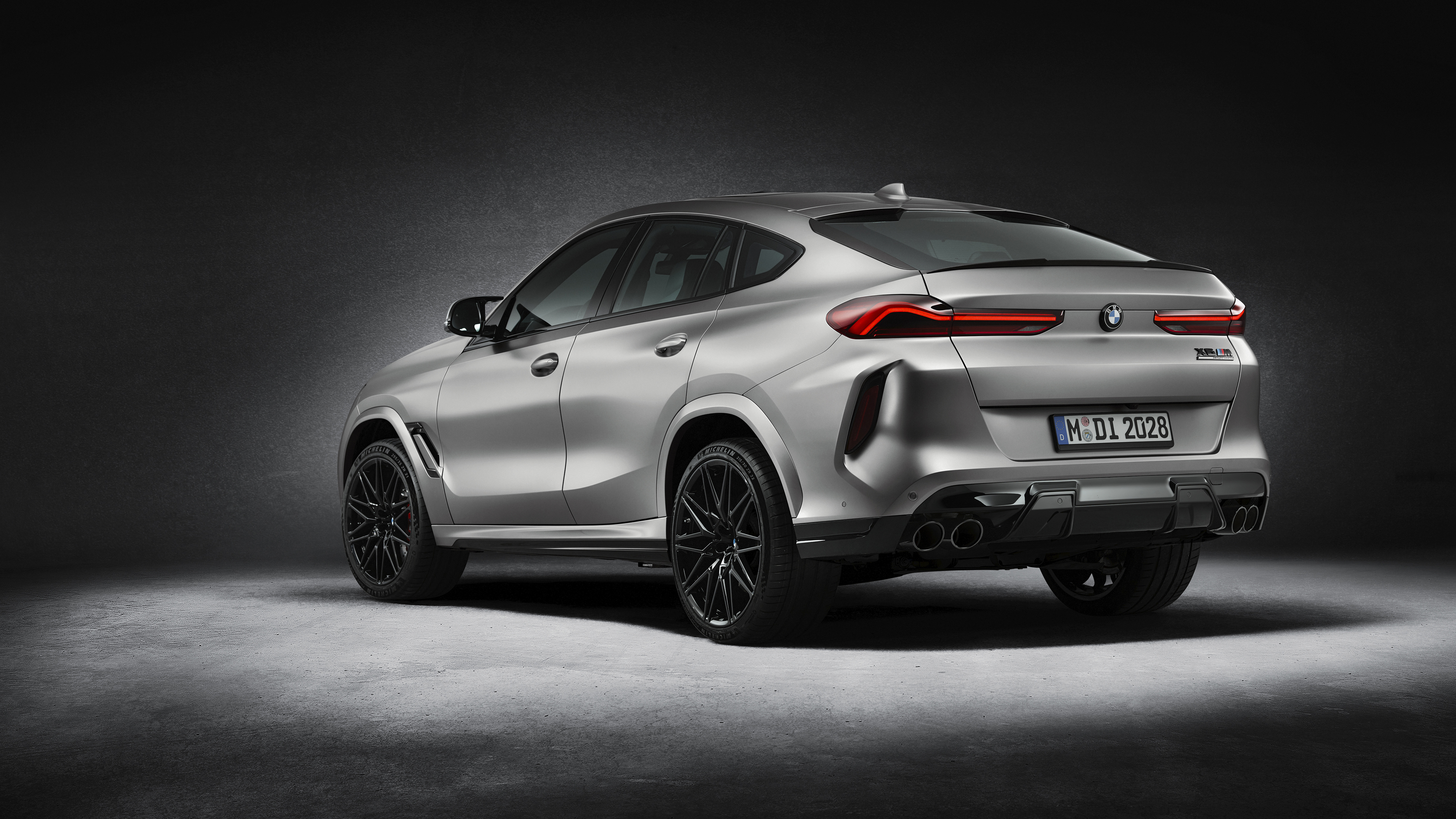 Bmw X6 M Competition First Edition 2021 5k 2 Wallpaper Hd Car Wallpapers Id 16255