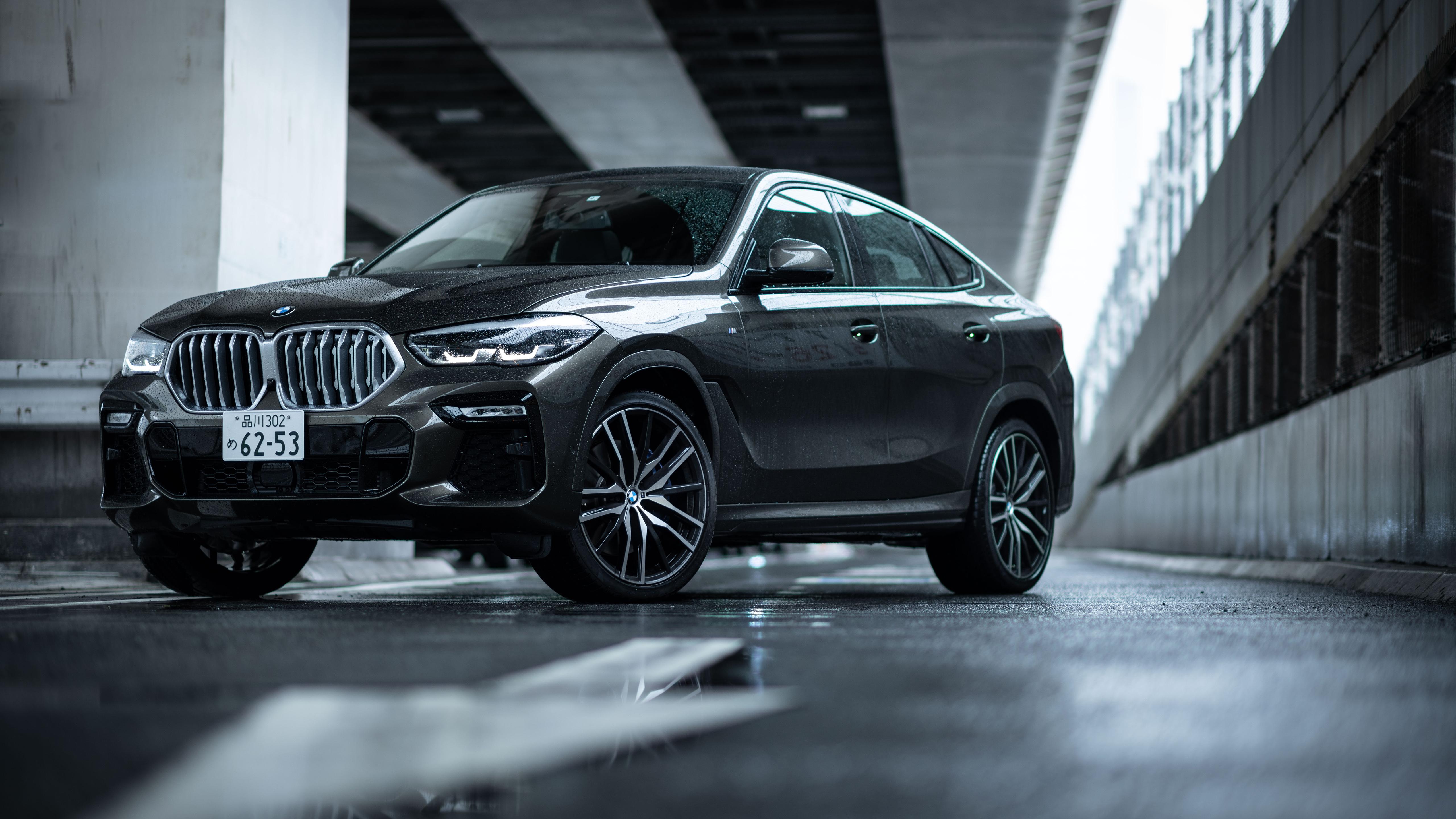 BMW X6 xDrive35d M Sport 2020 5K Wallpaper | HD Car ...