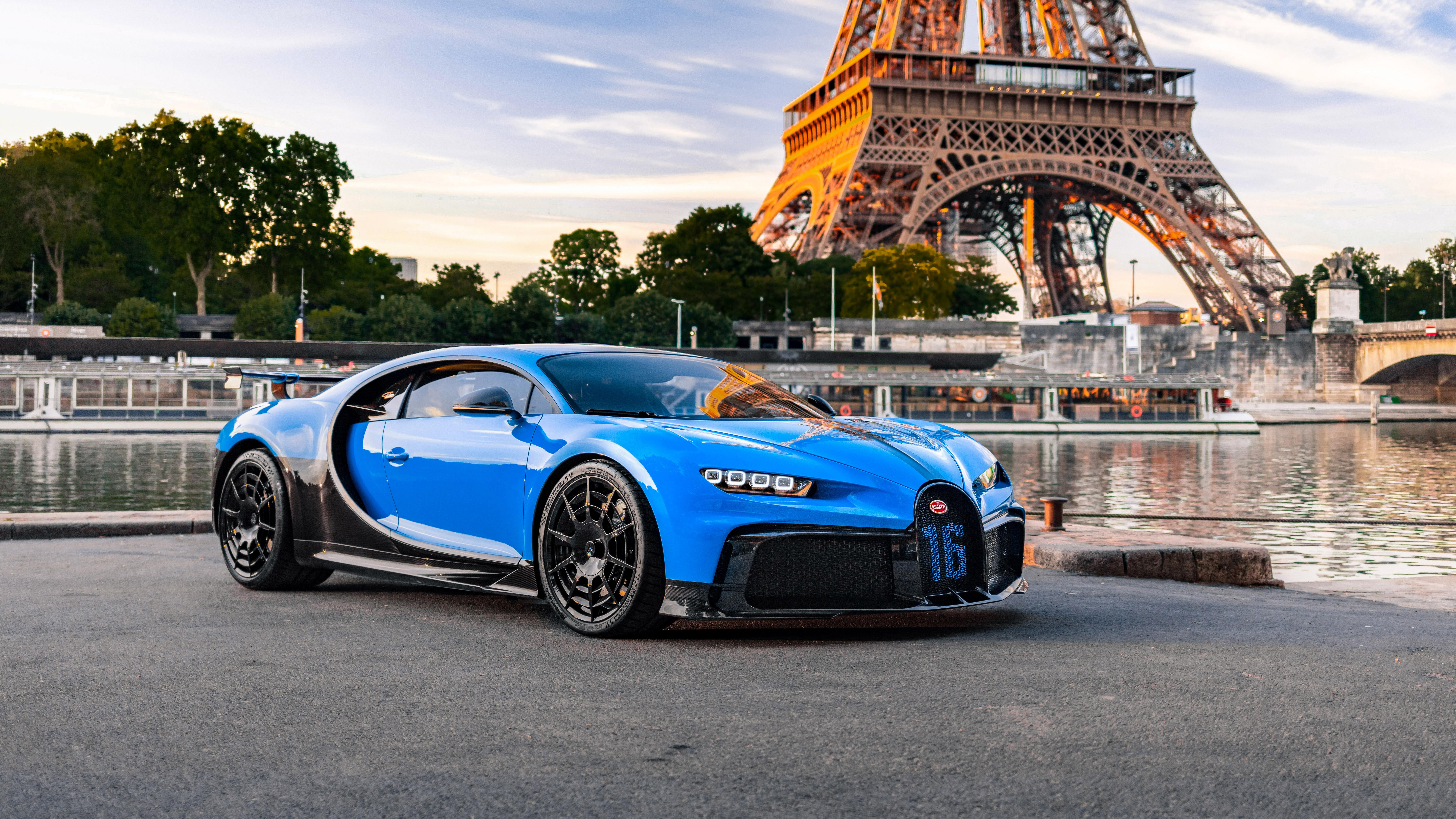 Bugatti Chiron Pur Sport 2020 4K 8K Wallpaper | HD Car ...