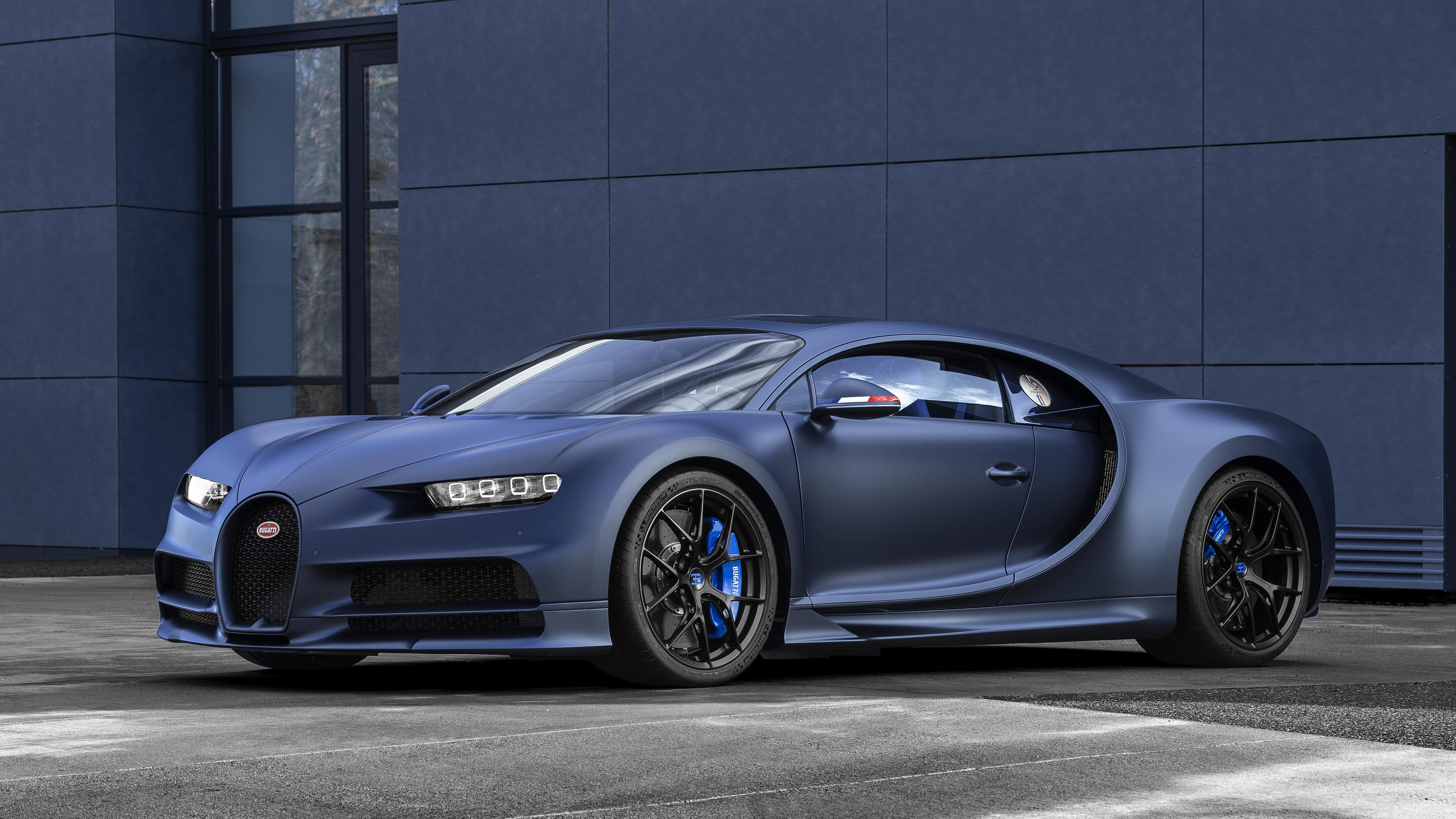 Bugatti Chiron Sport 110 Ans Bugatti 2019 5k Wallpaper Hd Car Wallpapers Id 12013