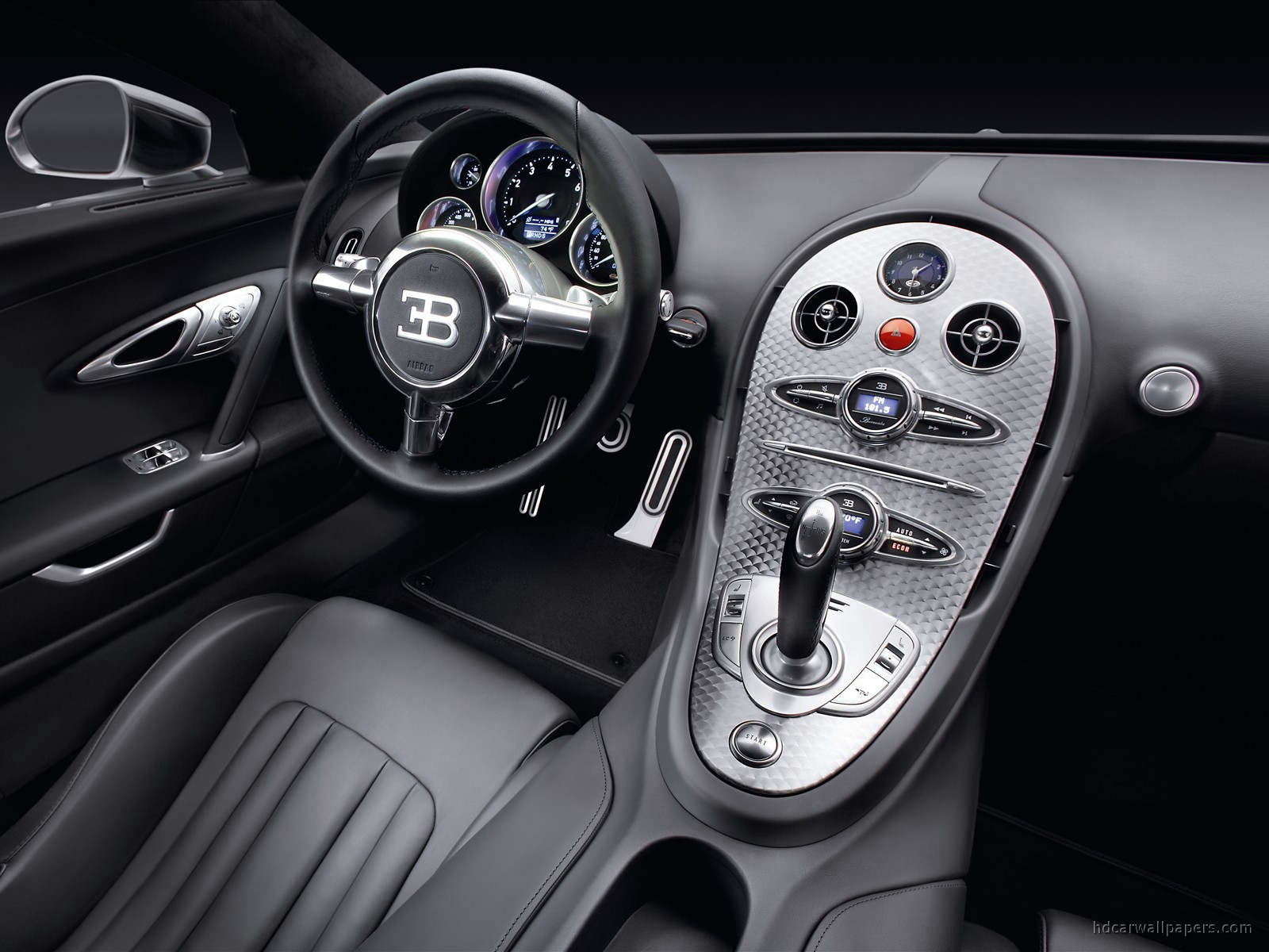 bugatti eb veyron pur sang interior wallpaper hd car wallpapers id 546. Black Bedroom Furniture Sets. Home Design Ideas