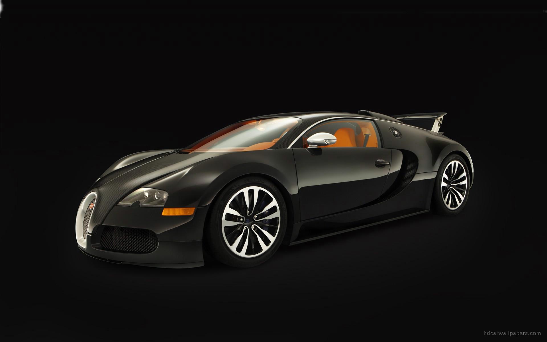 Bugatti EB Veyron Sang Noir 2