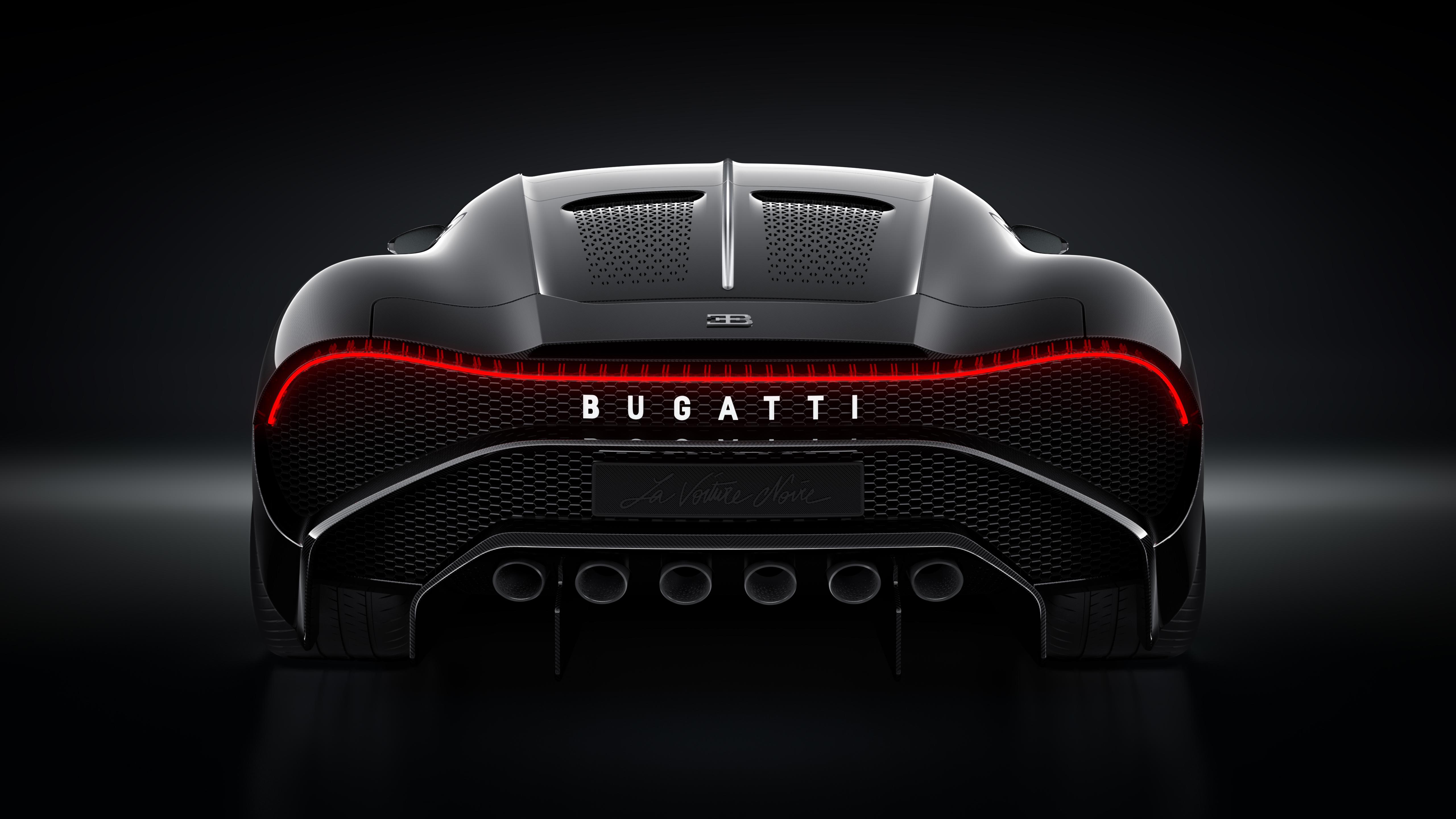 Bugatti La Voiture Noire 2019 4k 6 Wallpaper Hd Car