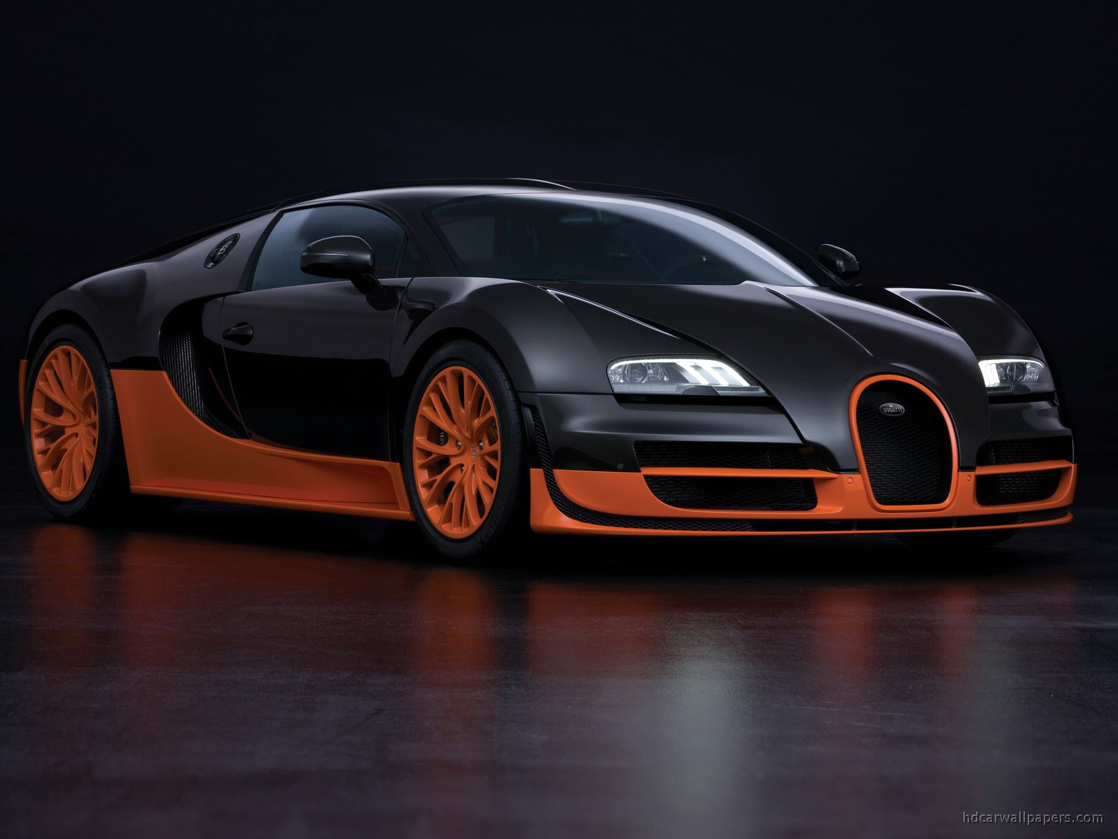 Bugatti Veyron 16.4 Super Sport Wallpaper | HD Car Wallpapers | ID