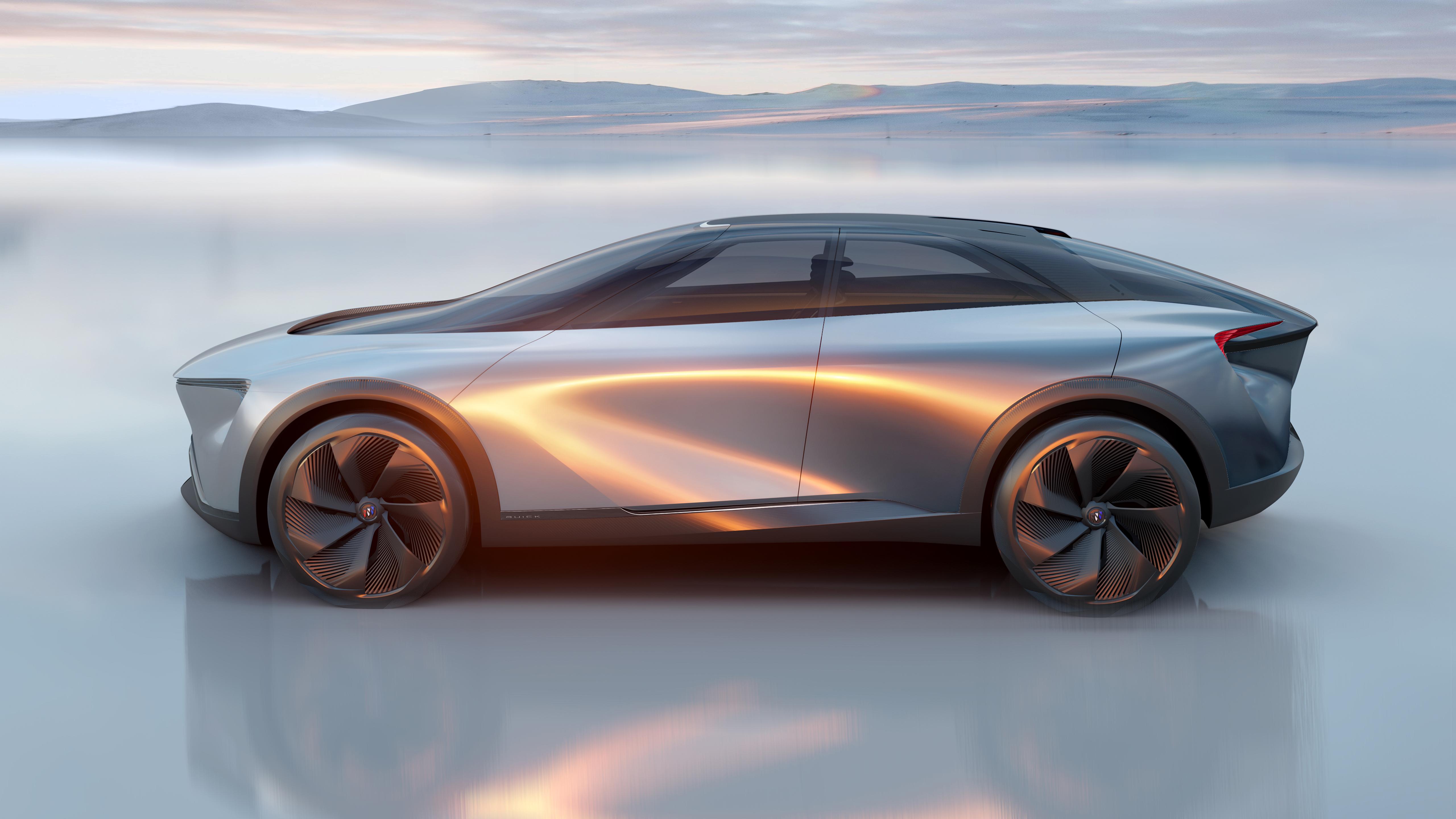 Buick Electra Concept 2020 4K Wallpaper   HD Car ...