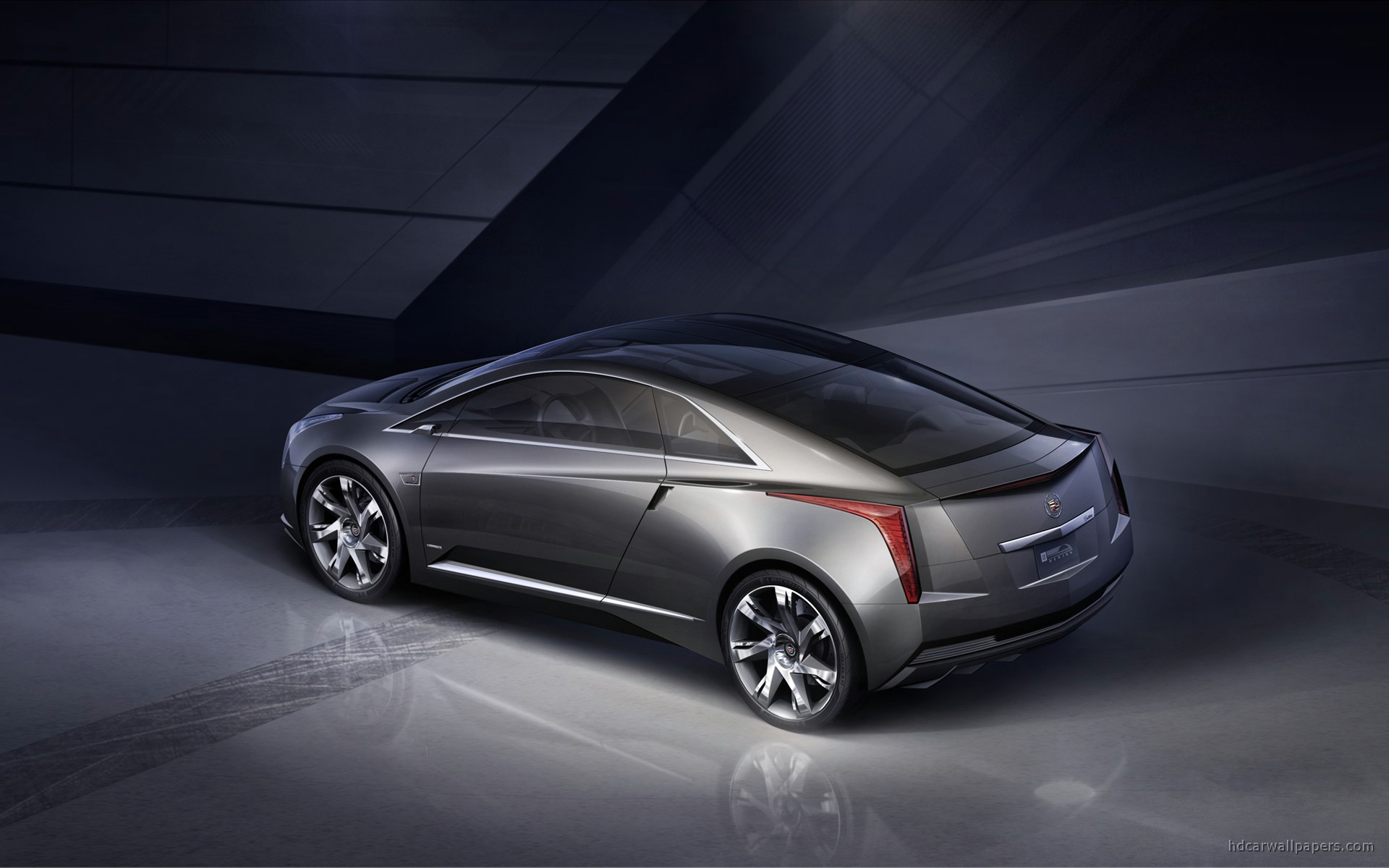 wallpapers concept car cadillac converj 2009 pictures to
