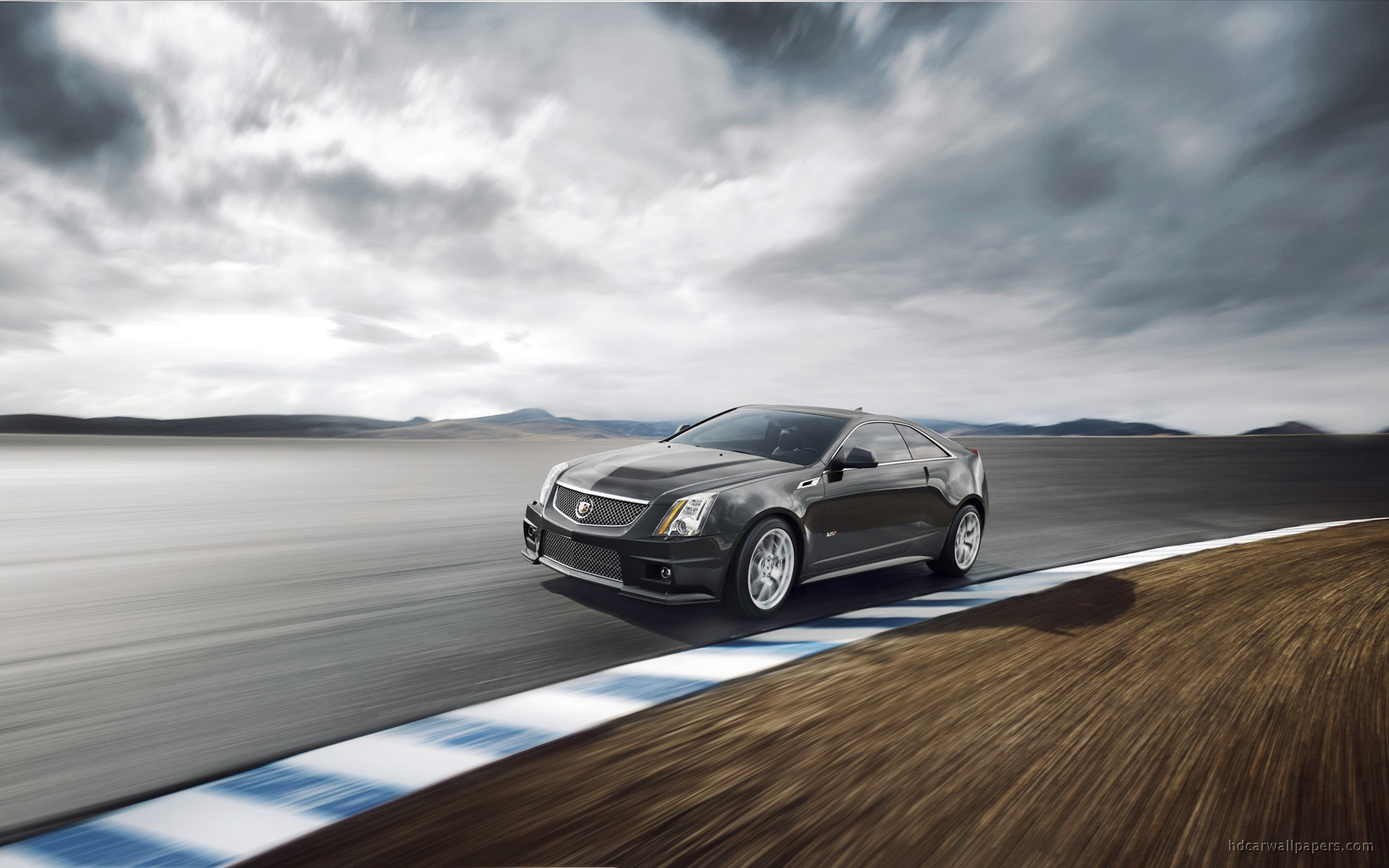 cadillac cts v coupe wallpaper | hd car wallpapers | id #535