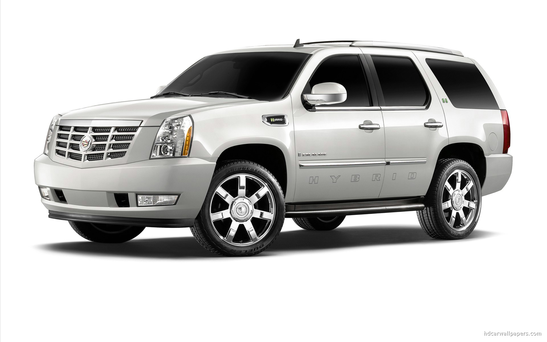 cadillac escalade hybrid 2009 wallpaper hd car wallpapers id 517. Black Bedroom Furniture Sets. Home Design Ideas