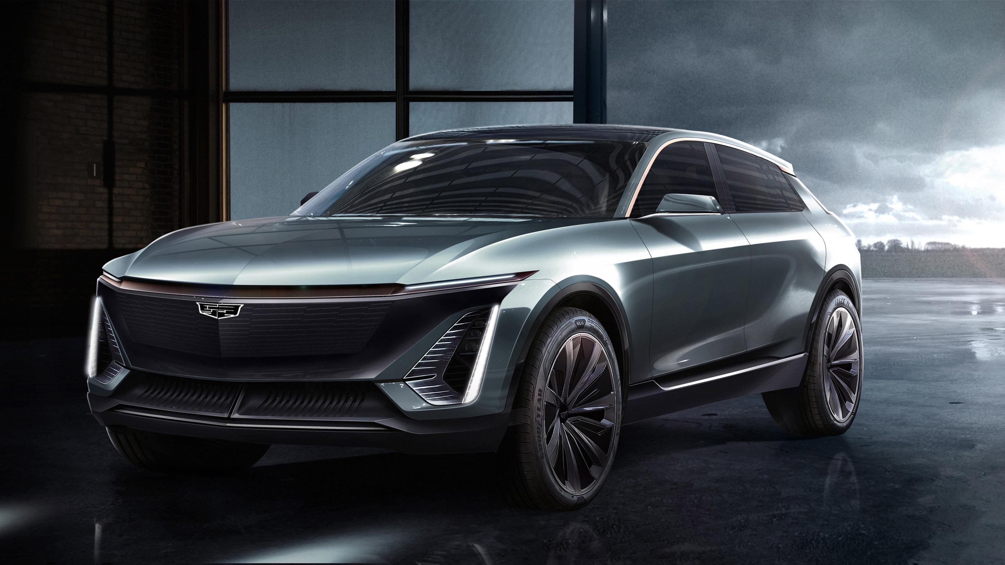 Cadillac EV Concept 2019 Wallpaper   HD Car Wallpapers ...