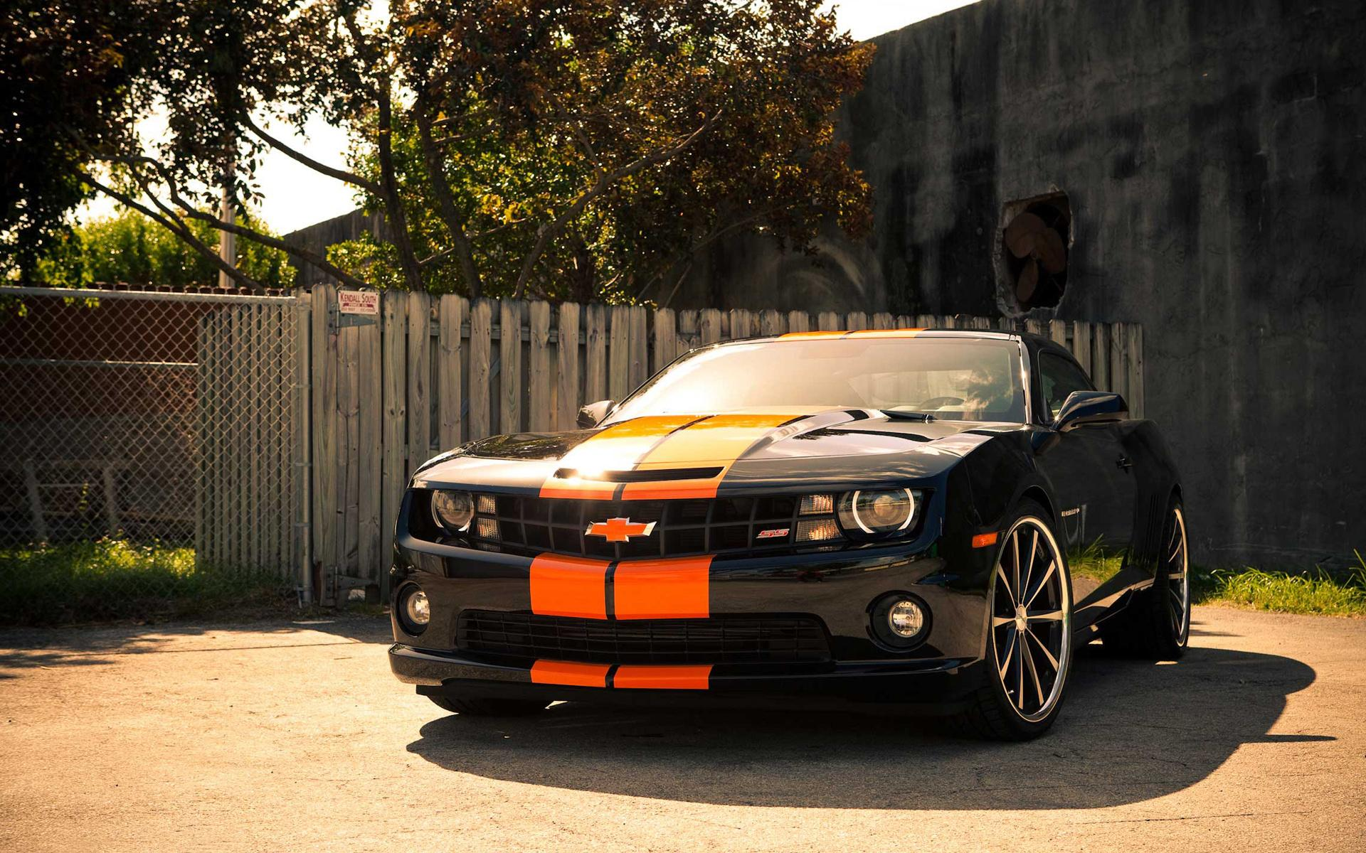 Chevrolet Camaro Ss Wallpaper Hd Car Wallpapers Id 2964