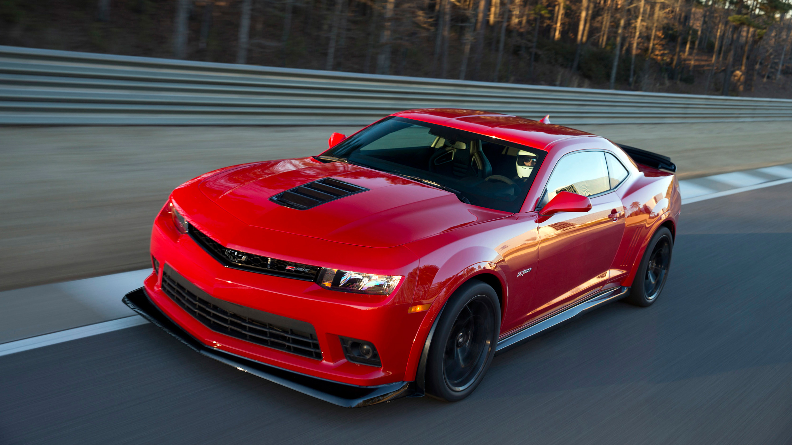 Chevrolet Camaro Z28 2014 Wallpaper Hd Car Wallpapers