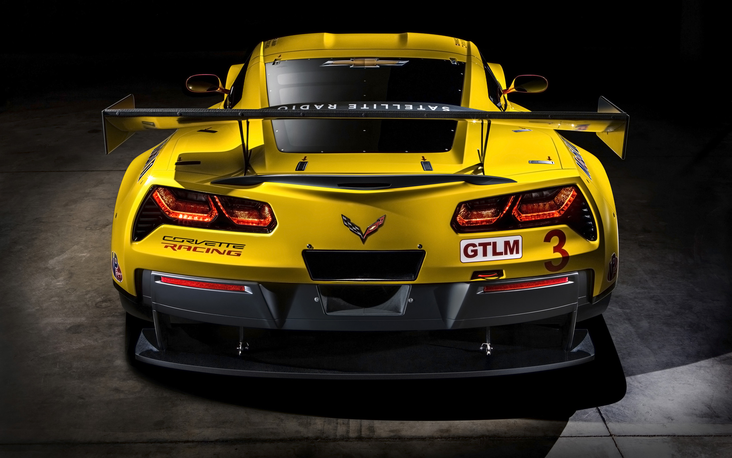 Chevrolet Corvette C7 R 2014 2 Wallpaper | HD Car Wallpapers