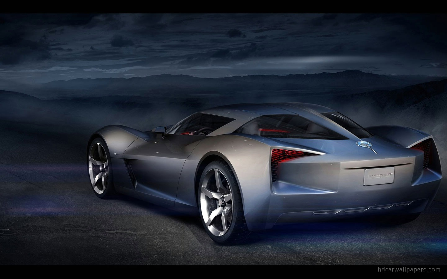 Chevrolet Corvette Stingray Concept 3 Wallpaper  HD Car Wallpapers