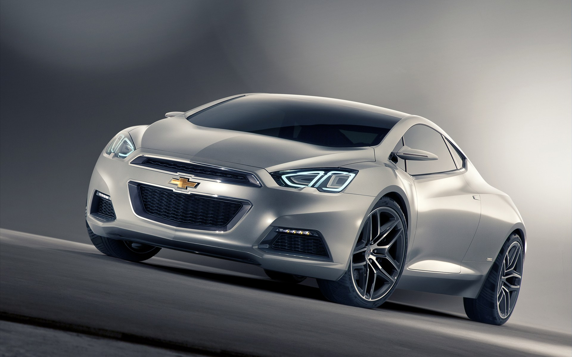 Chevrolet Tru 140S Concept 2013