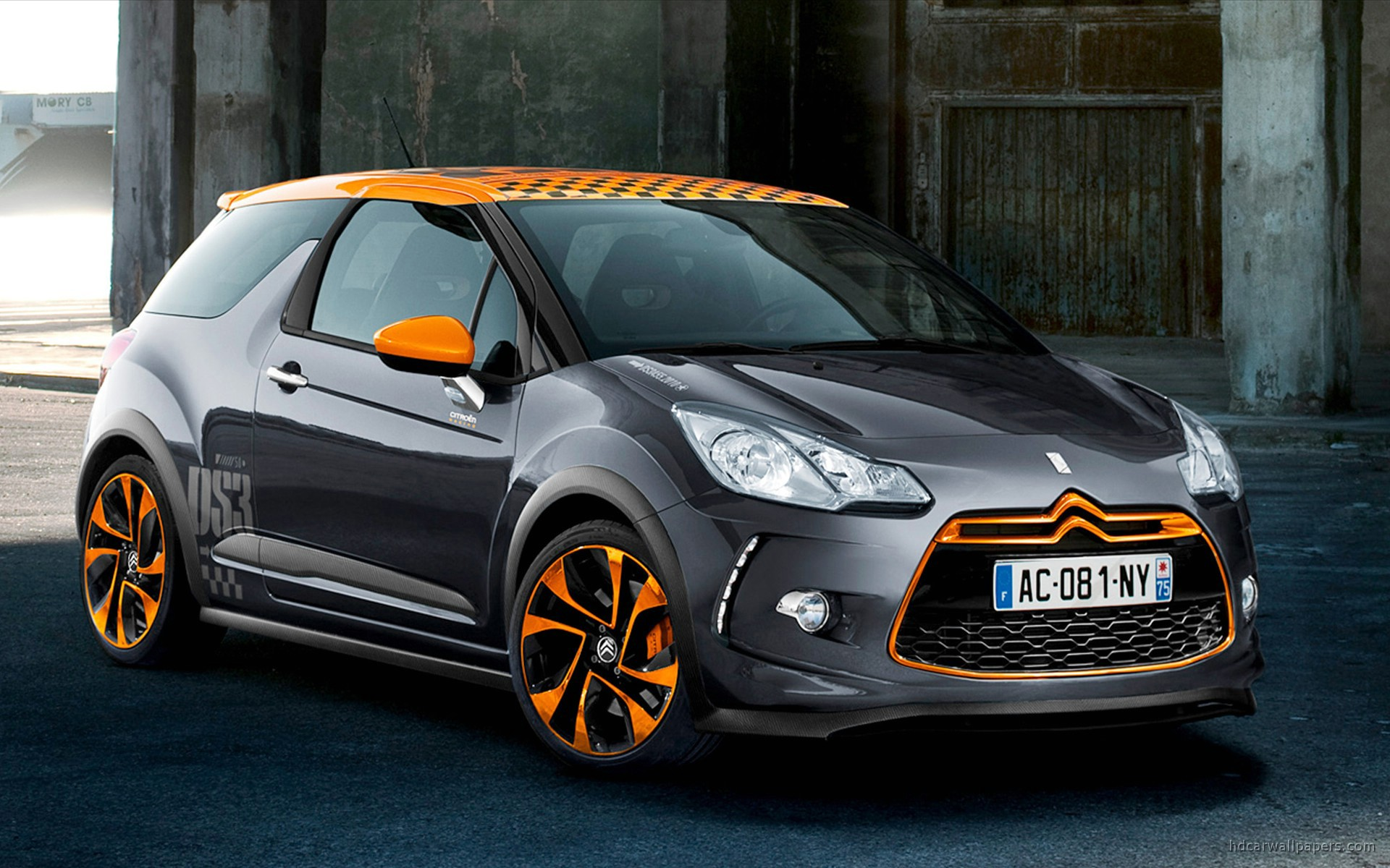 citroen ds3 racing wallpaper hd car wallpapers id 370. Black Bedroom Furniture Sets. Home Design Ideas
